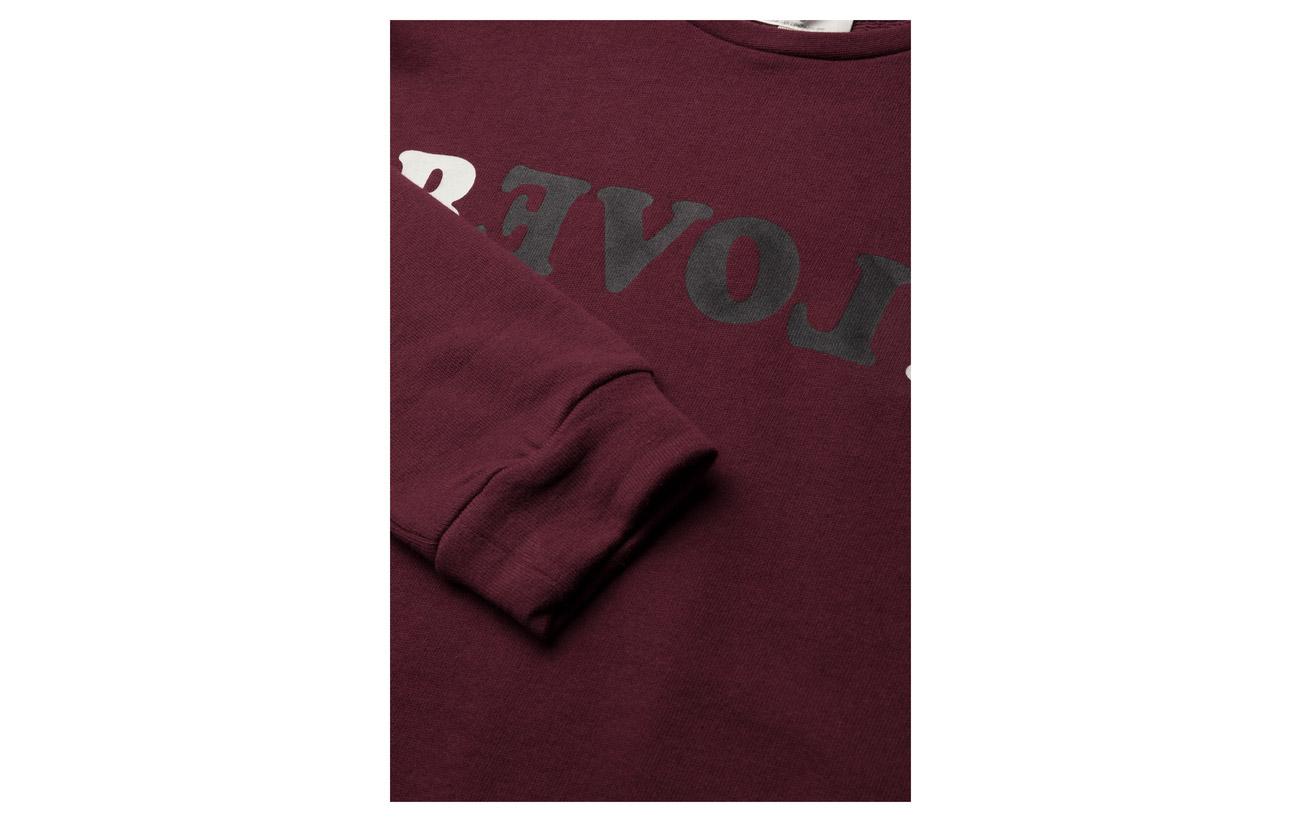 100 Revolt Tawny Jeans Sweatshirt Coton Lee Port qvXw4B