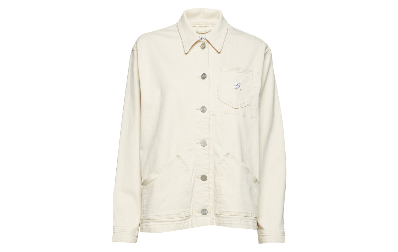 Coton Blanc Jeans 98 Elastane Lee Jacket 2 Chore vwfzRpxvq8