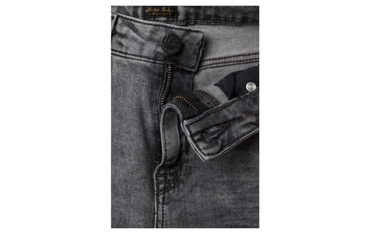 Lee 92 Scarlett Jeans High Elastane Black Elastomultiester 6 Jagger Coton 2 XFXrxw