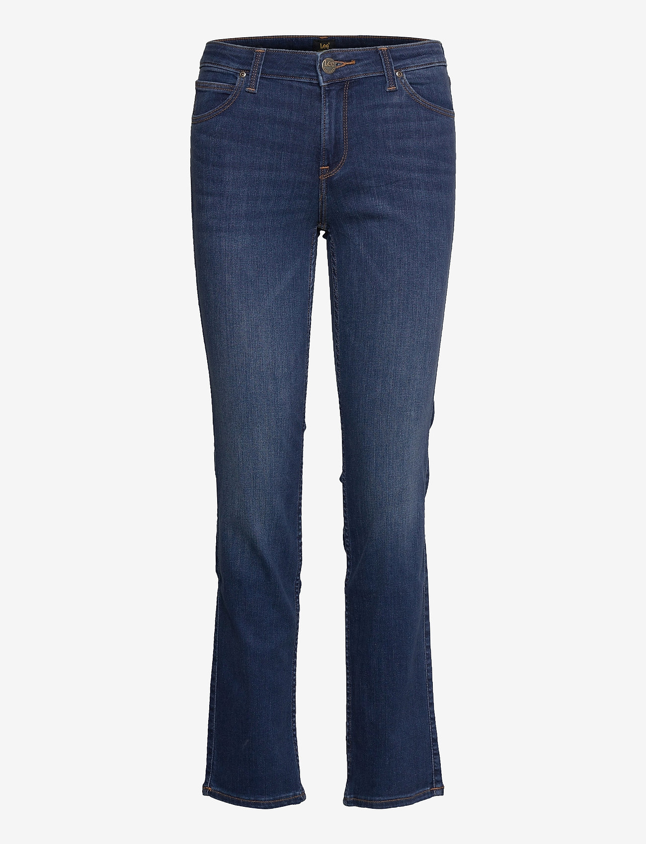 Lee Jeans - MARION STRAIGHT - straight jeans - dark refined - 0