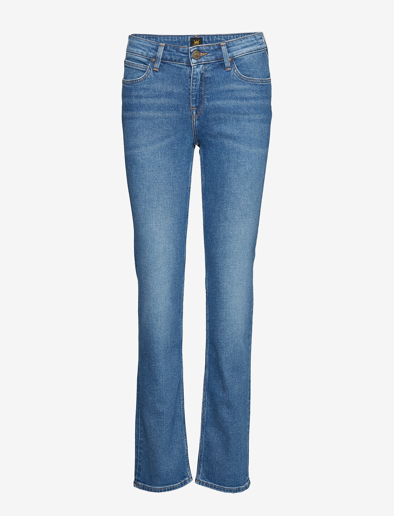 Lee Jeans - MARION STRAIGHT - straight jeans - mid hackett - 1