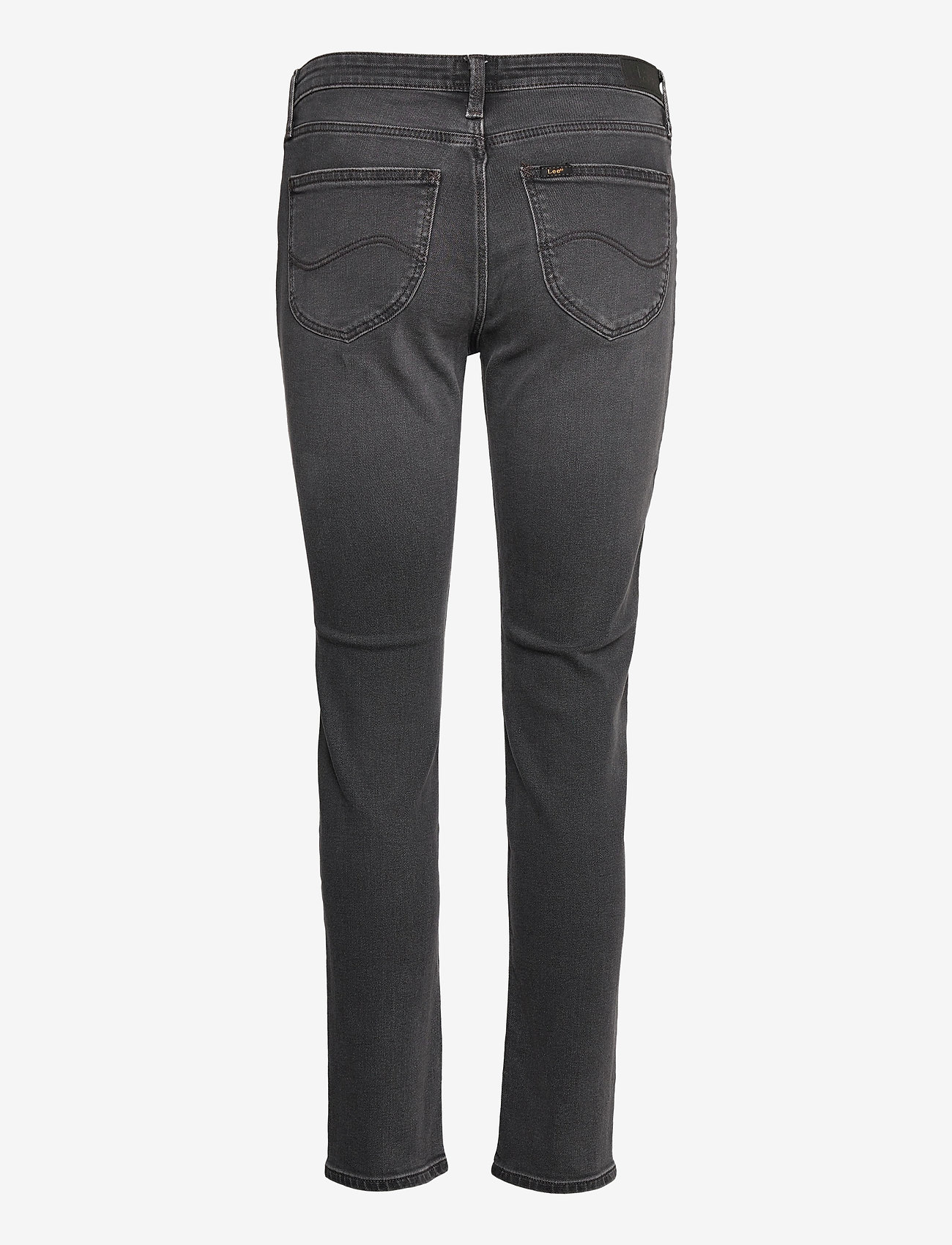 Lee Jeans - ELLY - slim jeans - black flow - 1