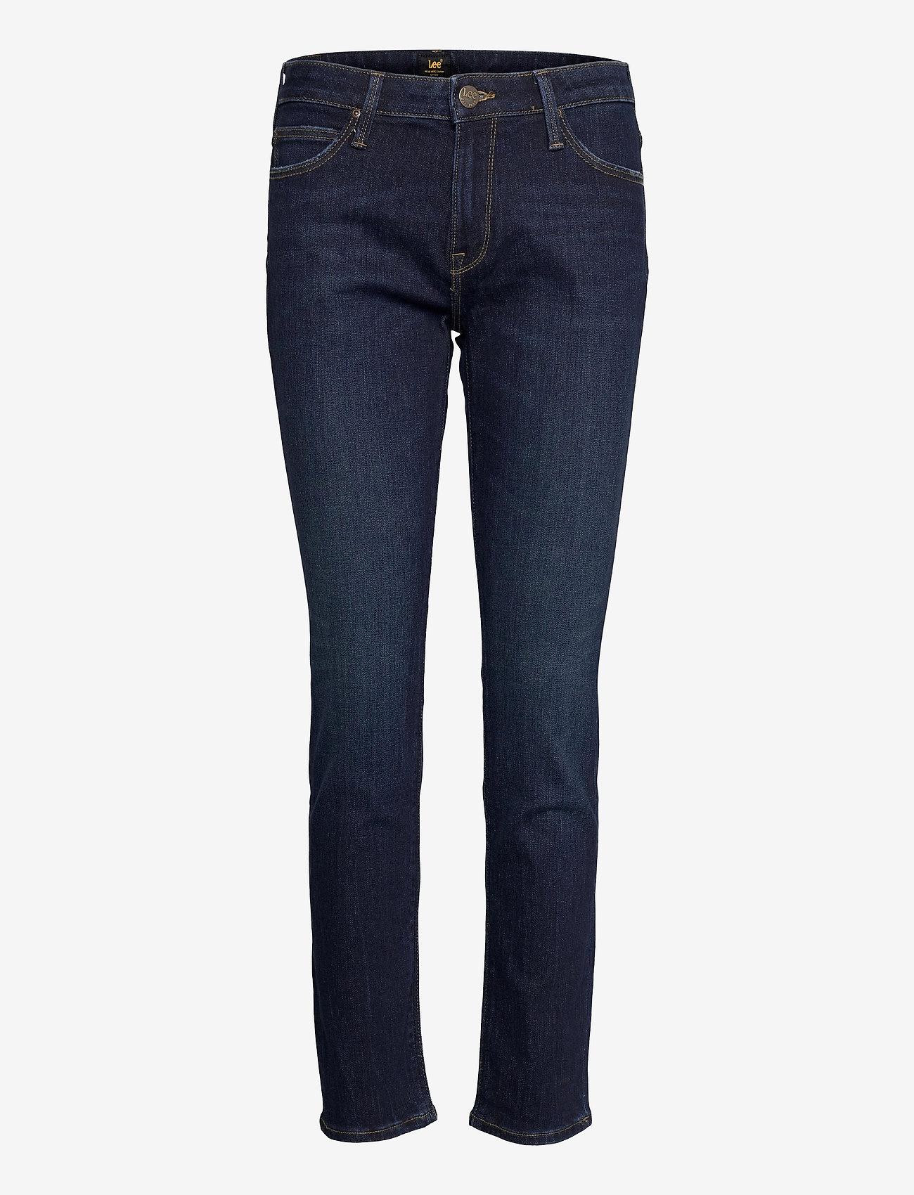 Lee Jeans - ELLY - straight jeans - dark pool - 0