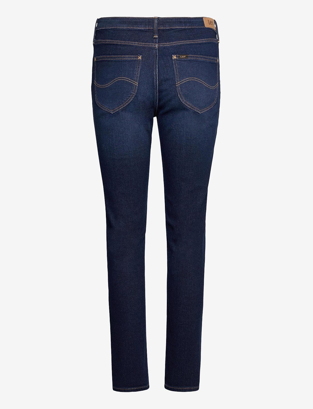 Lee Jeans - ELLY - slim jeans - dark rook - 1