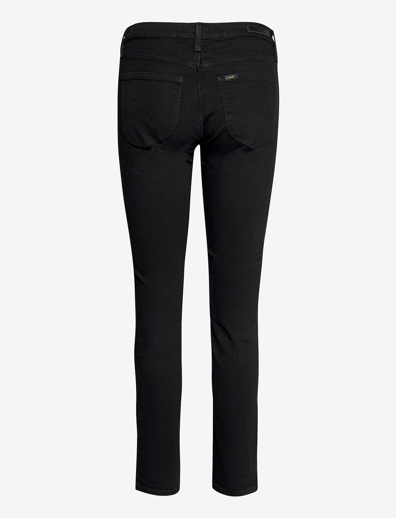 Lee Jeans - ELLY - slim jeans - black rinse - 1