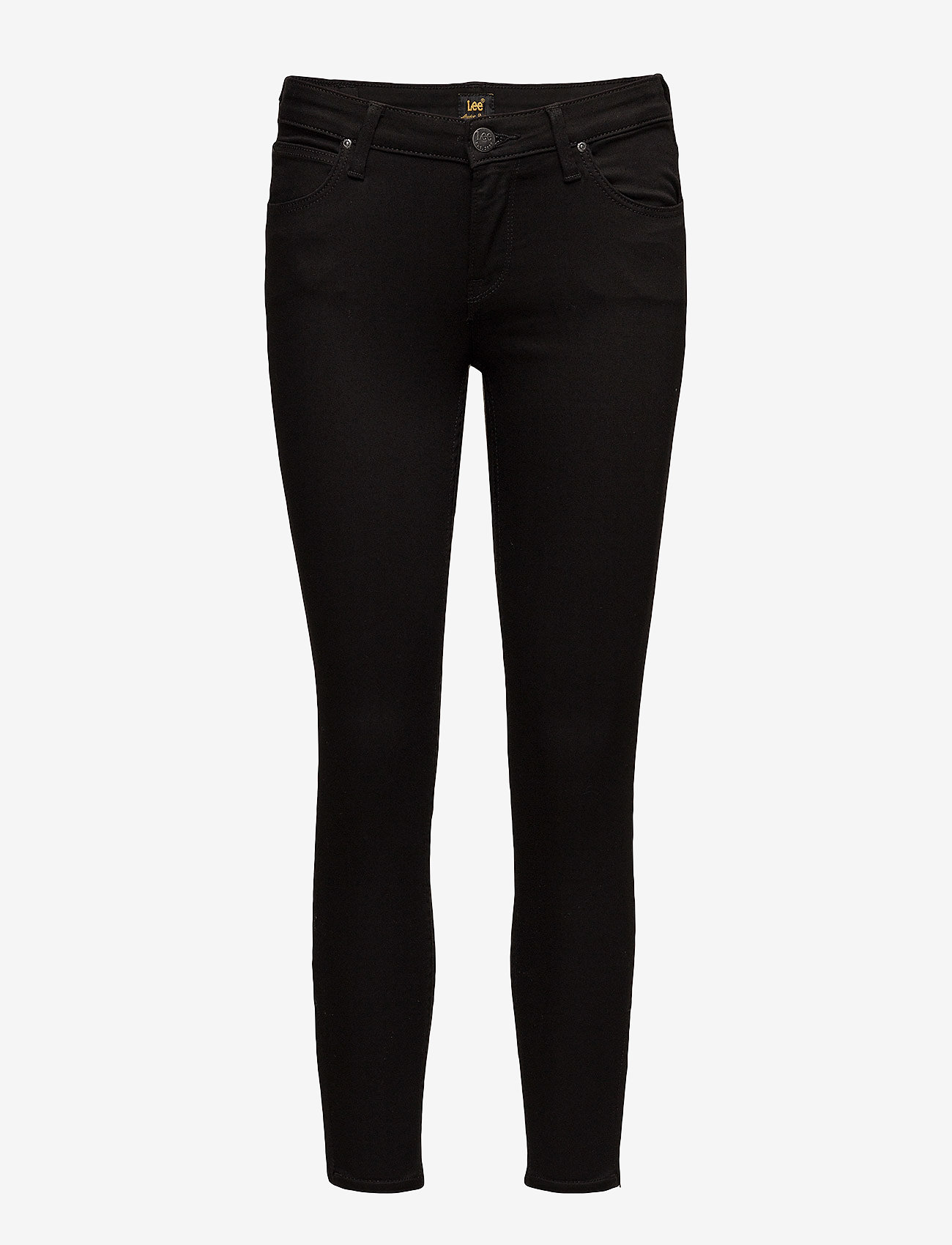 Lee Jeans - Scarlett Cropped - slim jeans - black rinse - 0