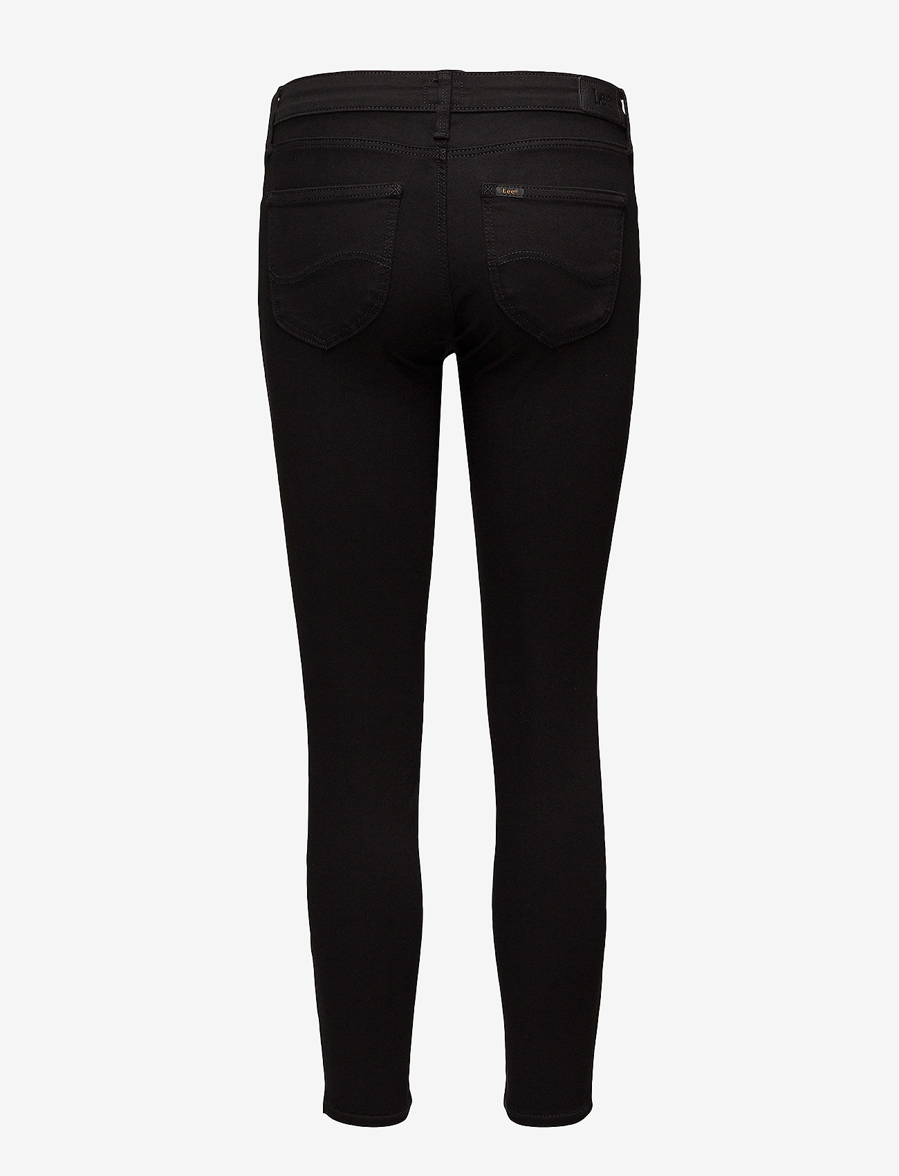 Lee Jeans - Scarlett Cropped - slim jeans - black rinse - 1