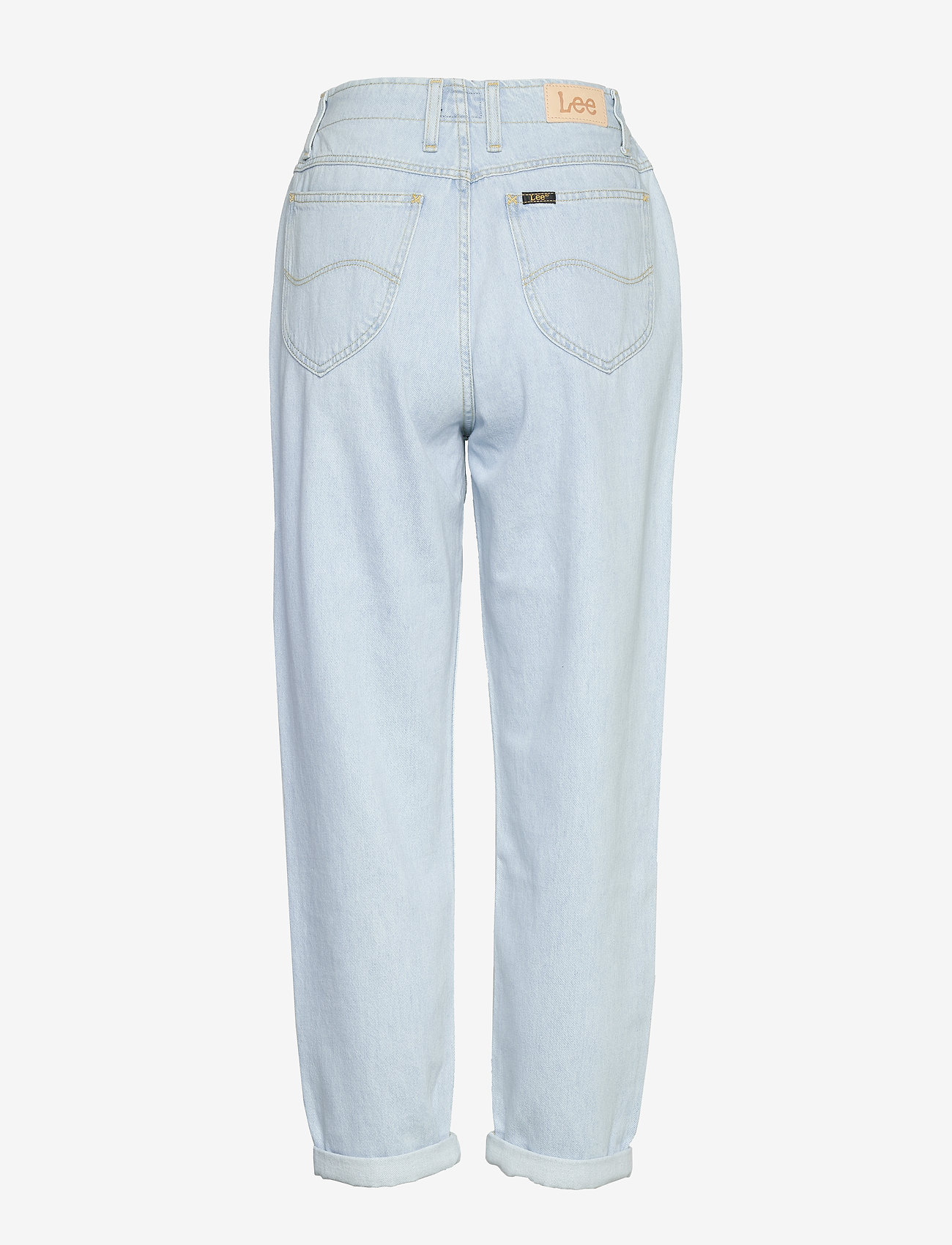 Lee Jeans - ELASTICATED MOM - mammajeans - bleached ore - 1