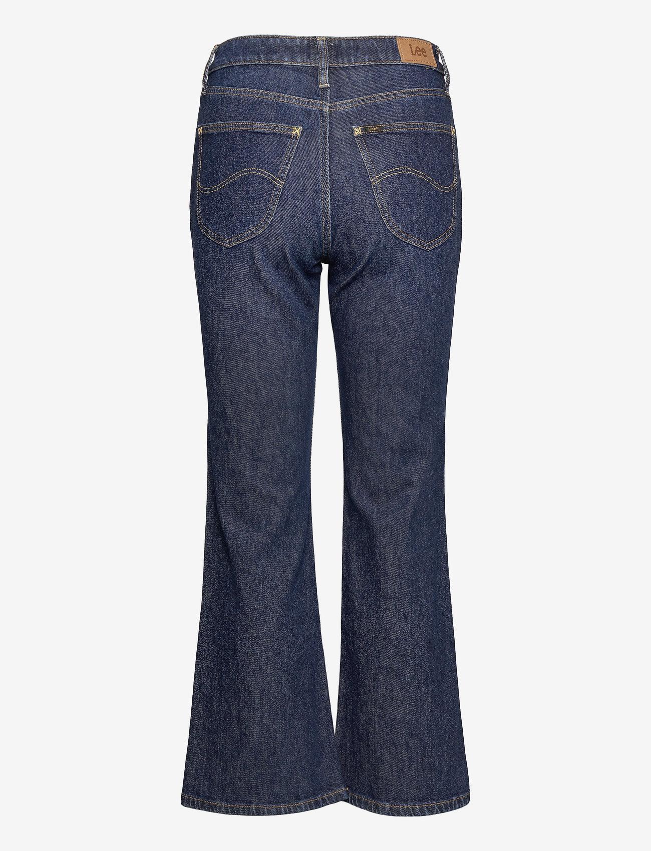 Lee Jeans - Carol Boot - schlaghosen - dark roberto - 1