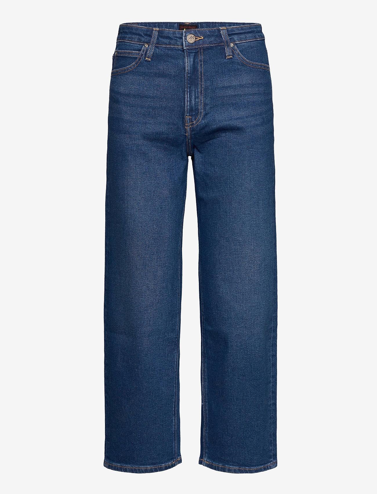 Lee Jeans - Wide Leg - dark dora - 0