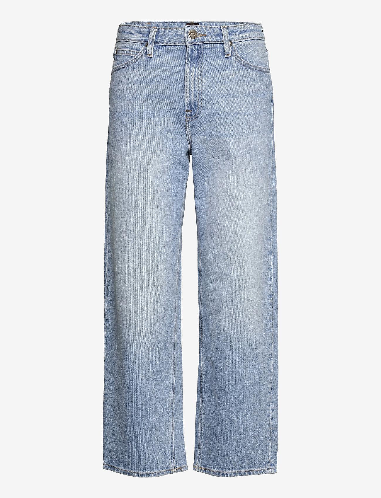 Lee Jeans - WIDE LEG - brede jeans - mid soho - 0