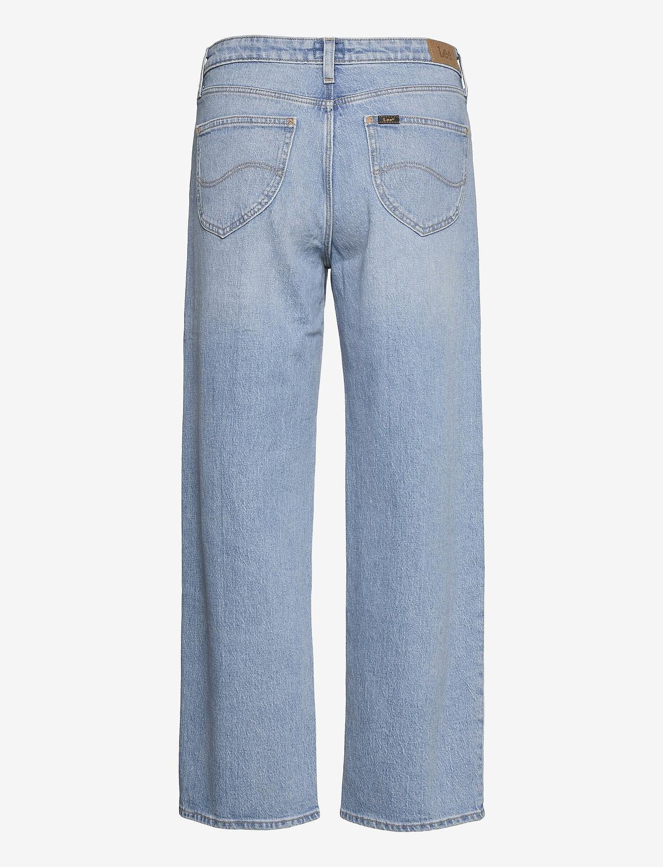 Lee Jeans - WIDE LEG - brede jeans - mid soho - 1