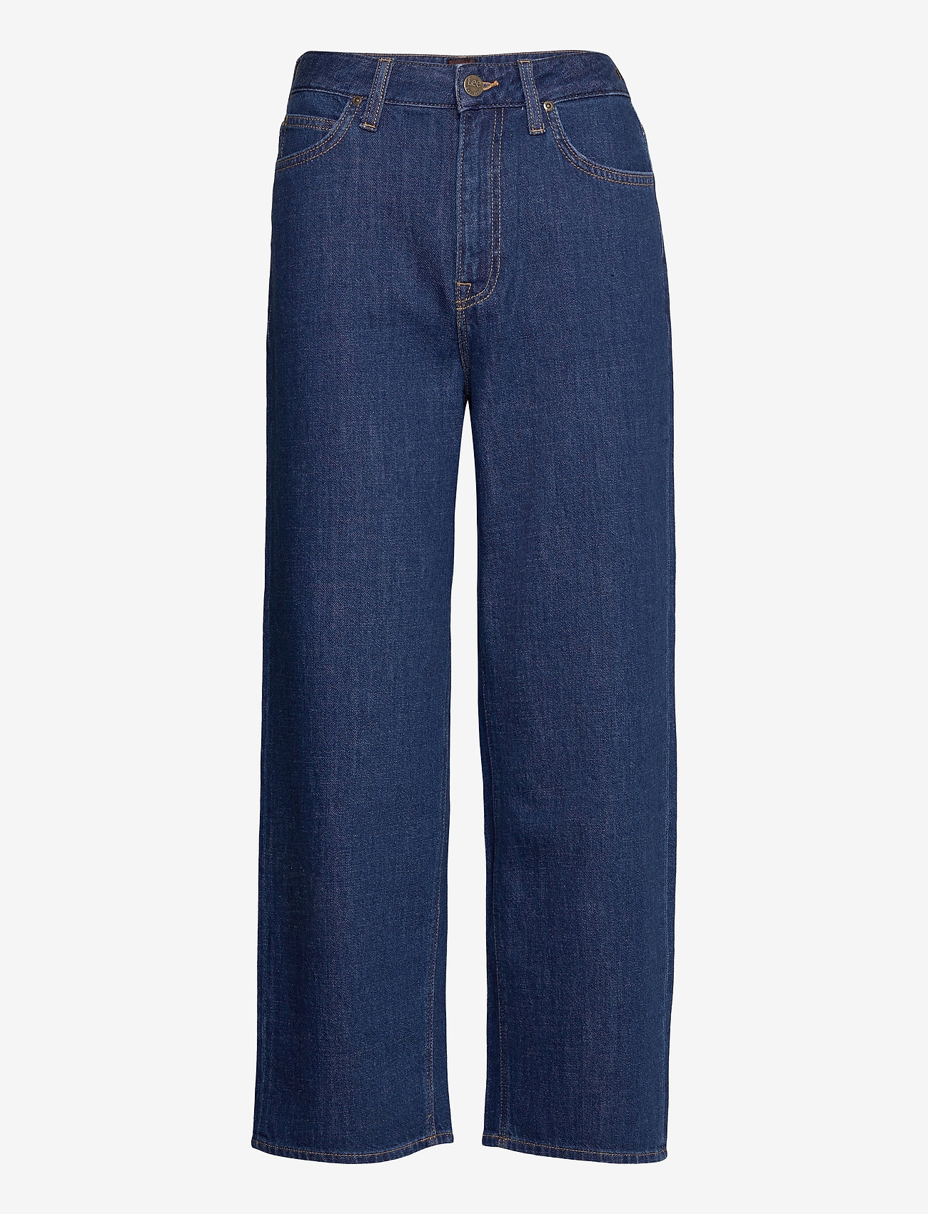 Lee Jeans - WIDE LEG - brede jeans - rinse - 0