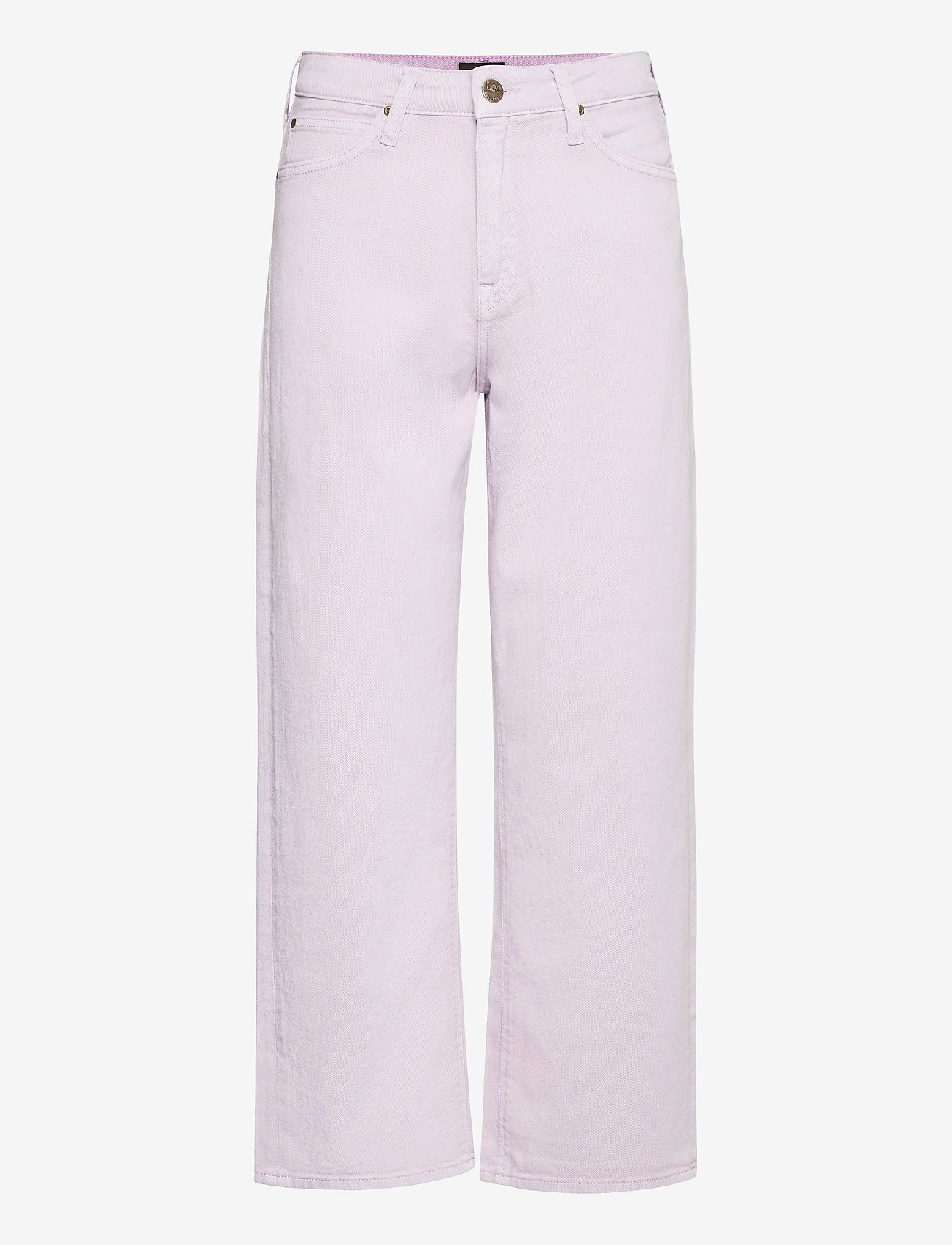 Lee Jeans - WIDE LEG - brede jeans - lilac - 0