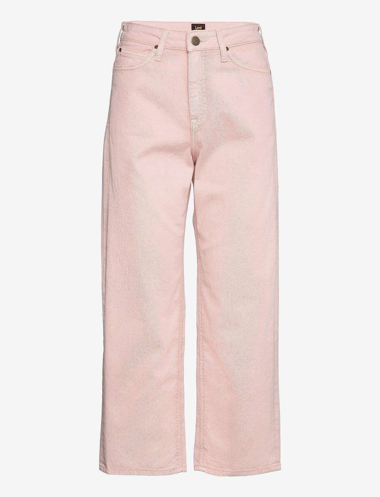 Lee Jeans - WIDE LEG - brede jeans - dark marlow - 0