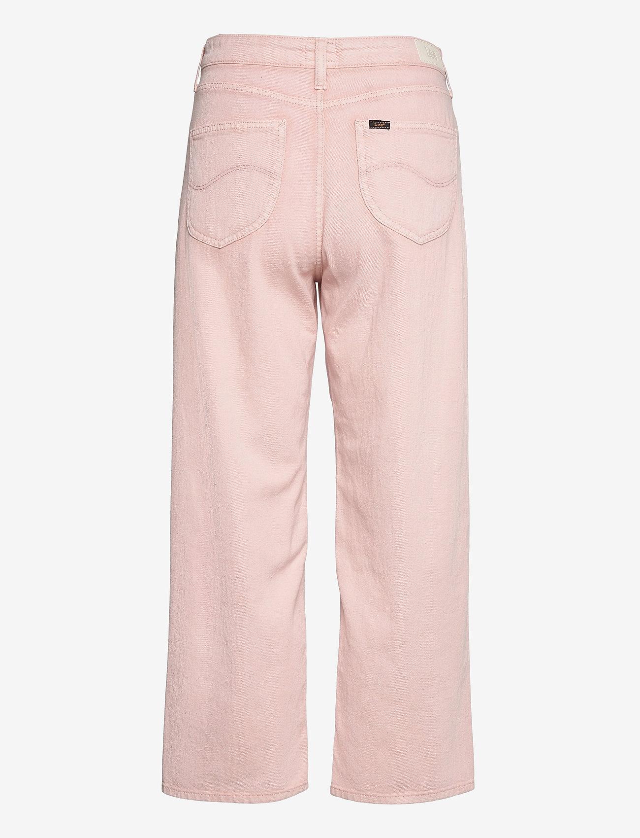Lee Jeans - WIDE LEG - brede jeans - dark marlow - 1
