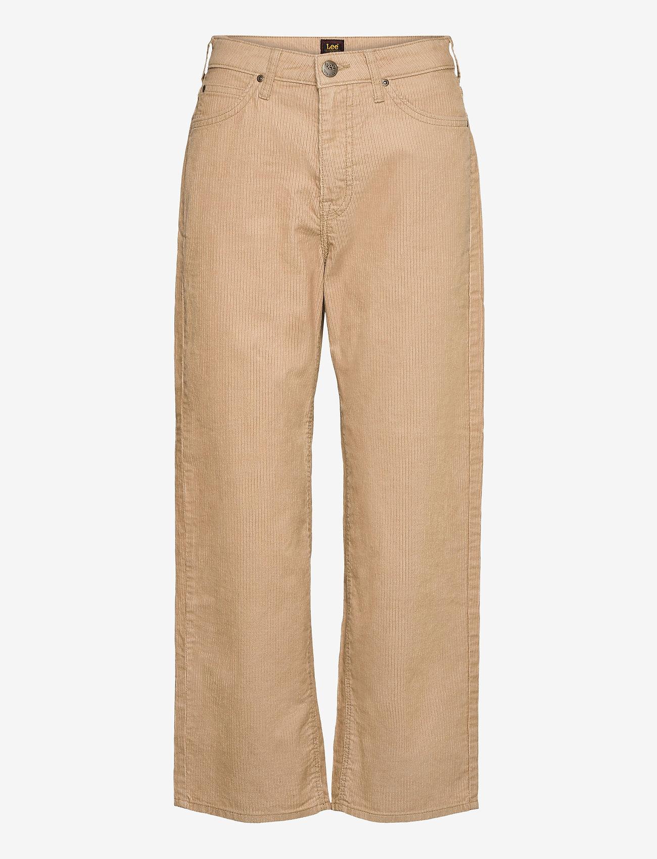 Lee Jeans - Wide Leg - brede jeans - cornstalk - 0