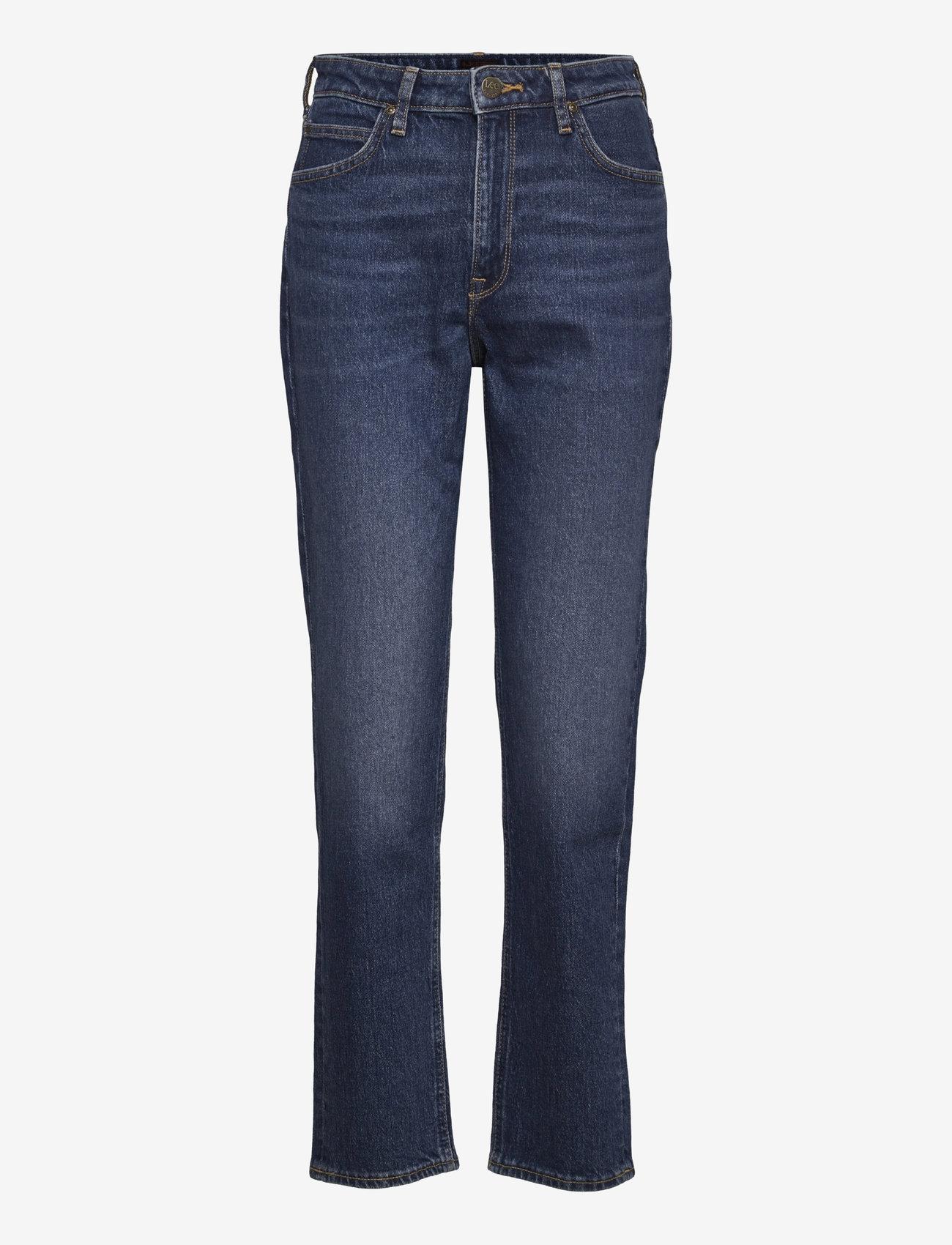Lee Jeans - CAROL - straight jeans - dark ruby - 0