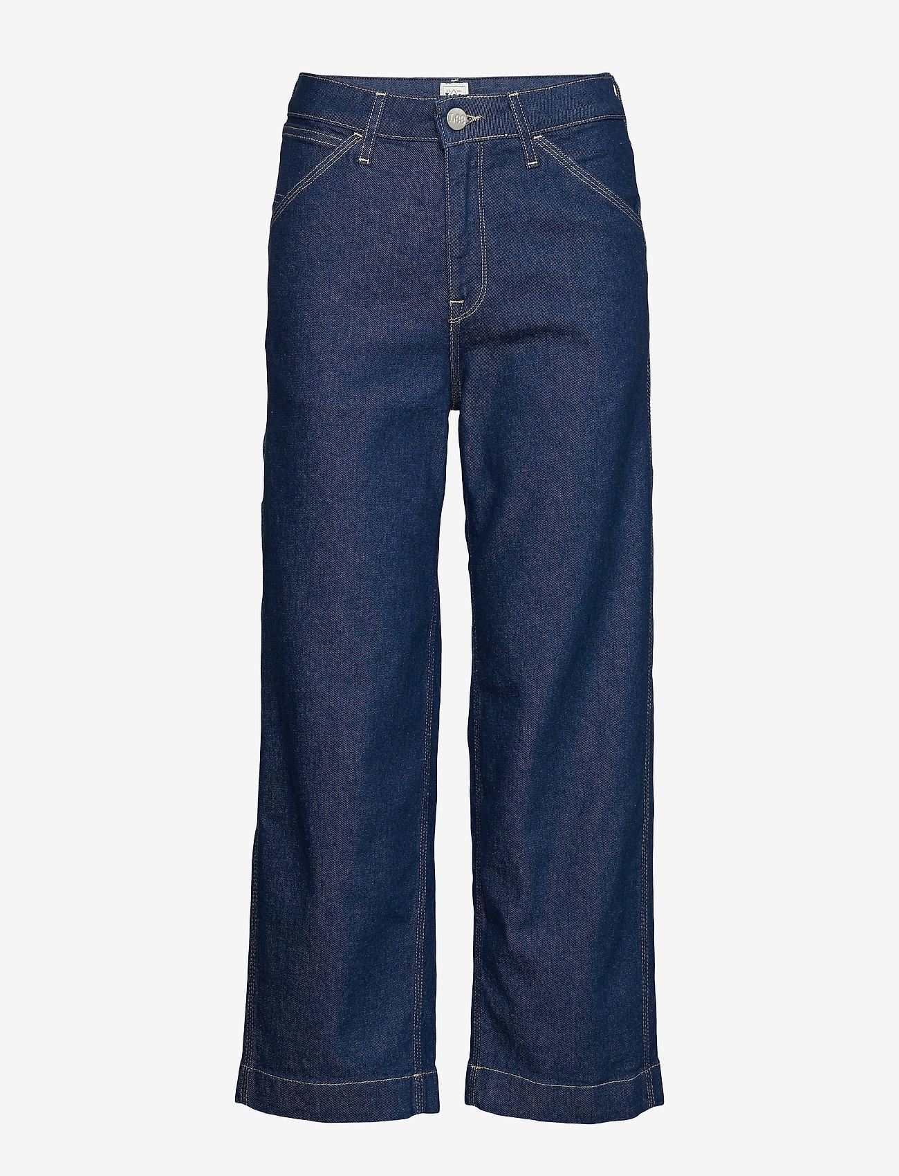 Lee Jeans - CARPENTER - broeken met wijde pijpen - rinse - 0