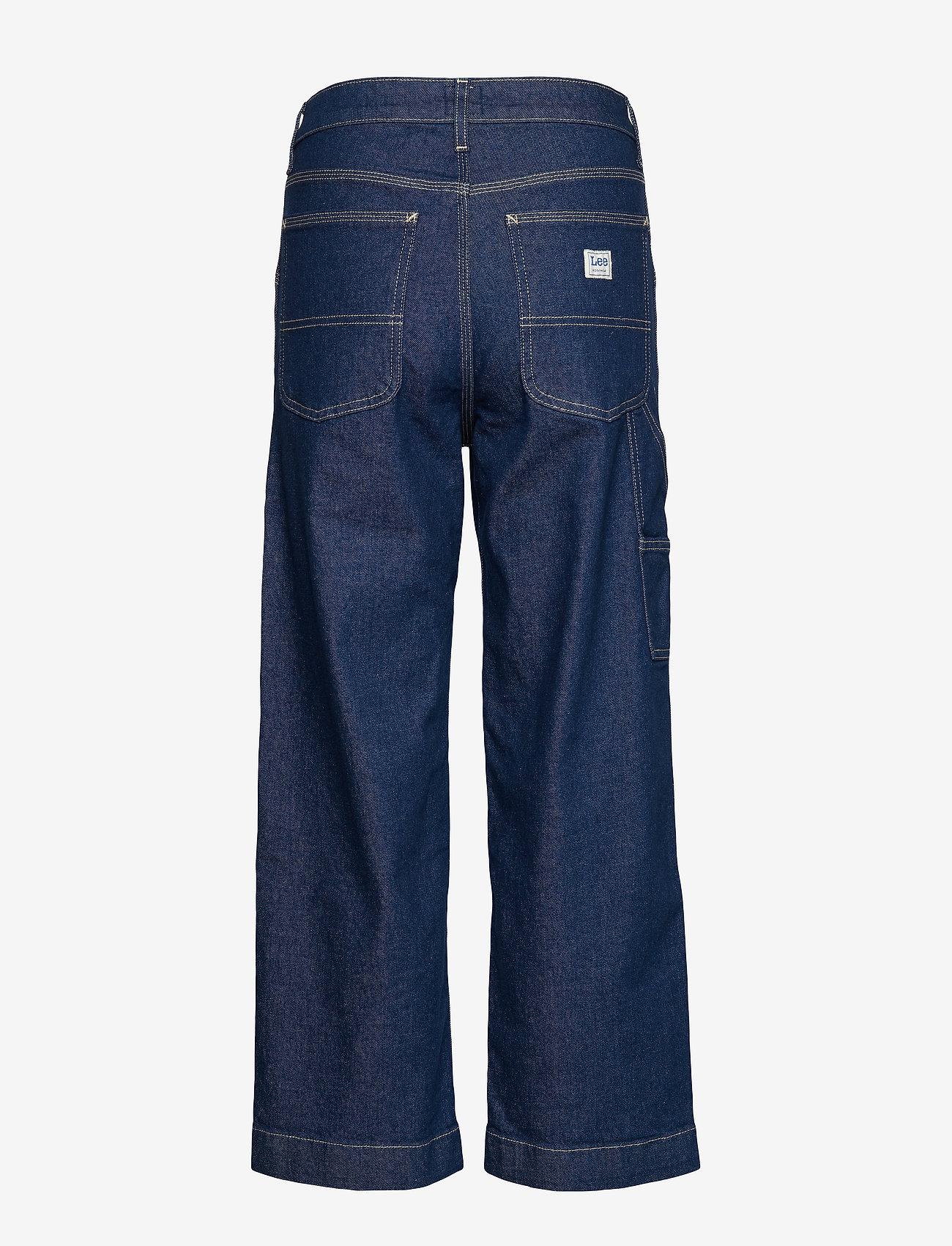 Lee Jeans - CARPENTER - broeken met wijde pijpen - rinse - 1