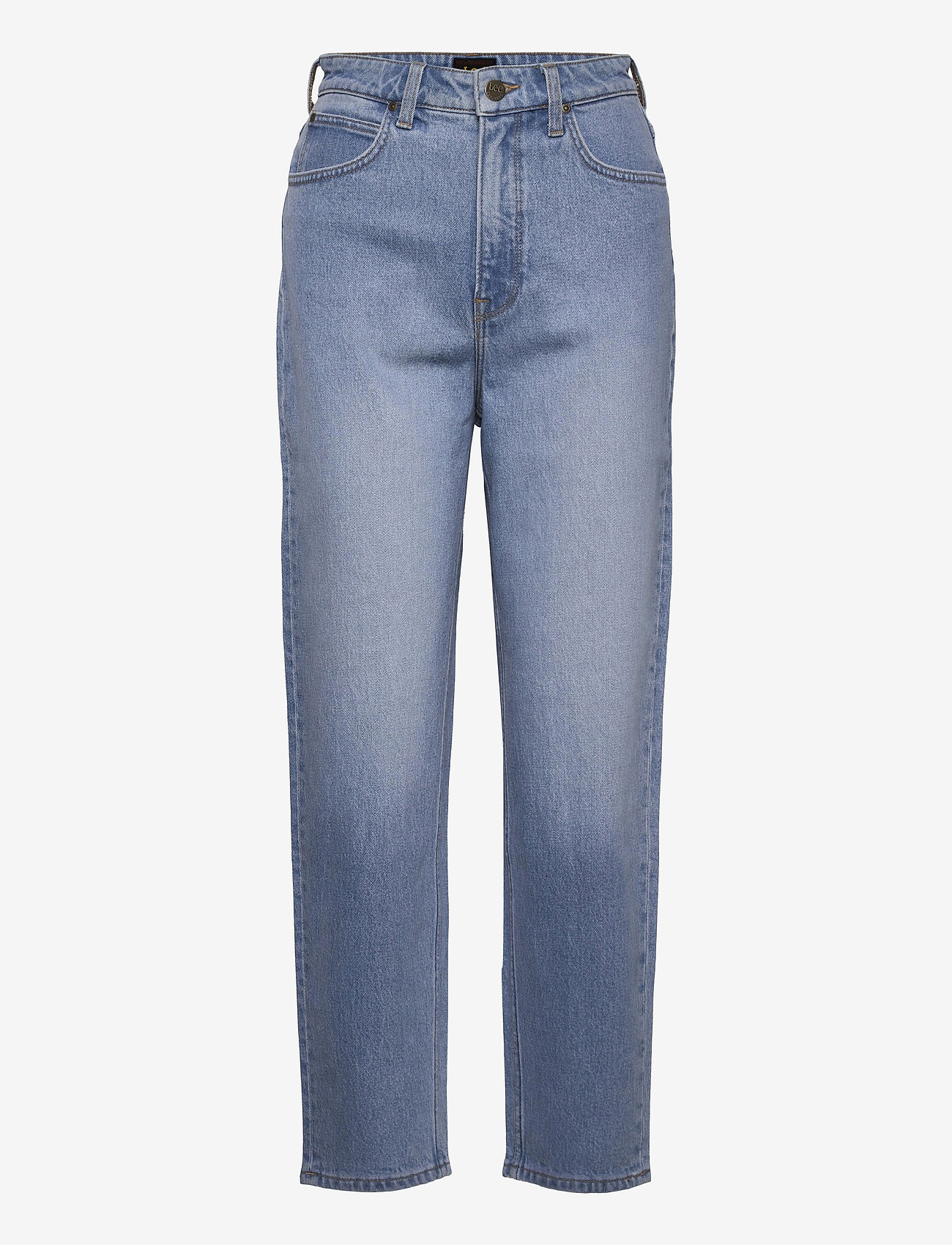 Lee Jeans - STELLA TAPERED - straight jeans - lt new hill - 0