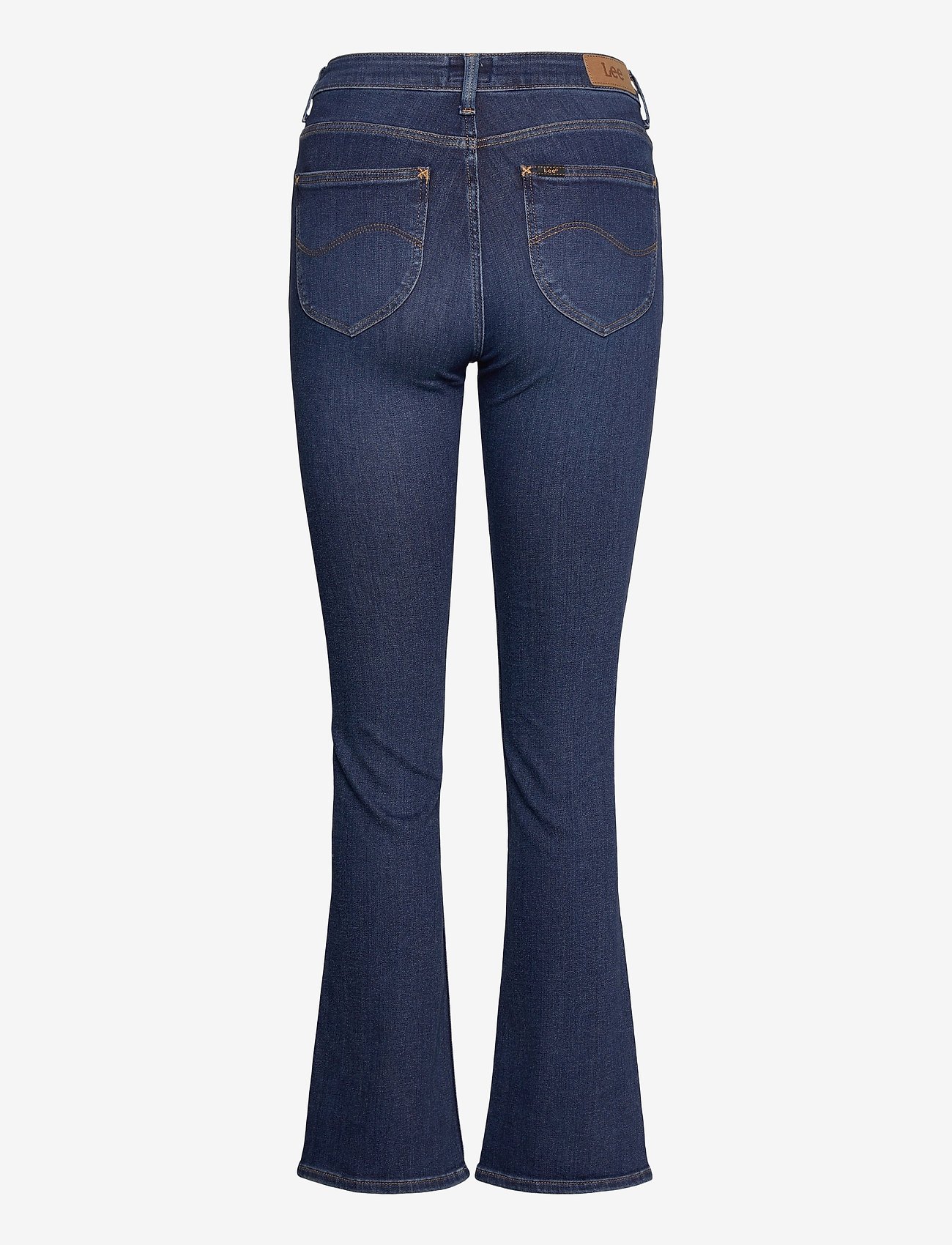 Lee Jeans - BREESE BOOT - uitlopende jeans - dark bristol - 1