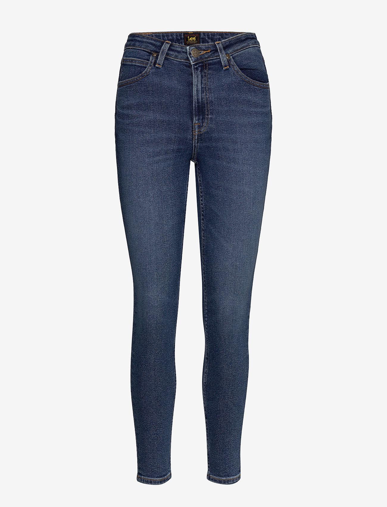 Lee Jeans - Ivy - skinny jeans - mid de niro - 0