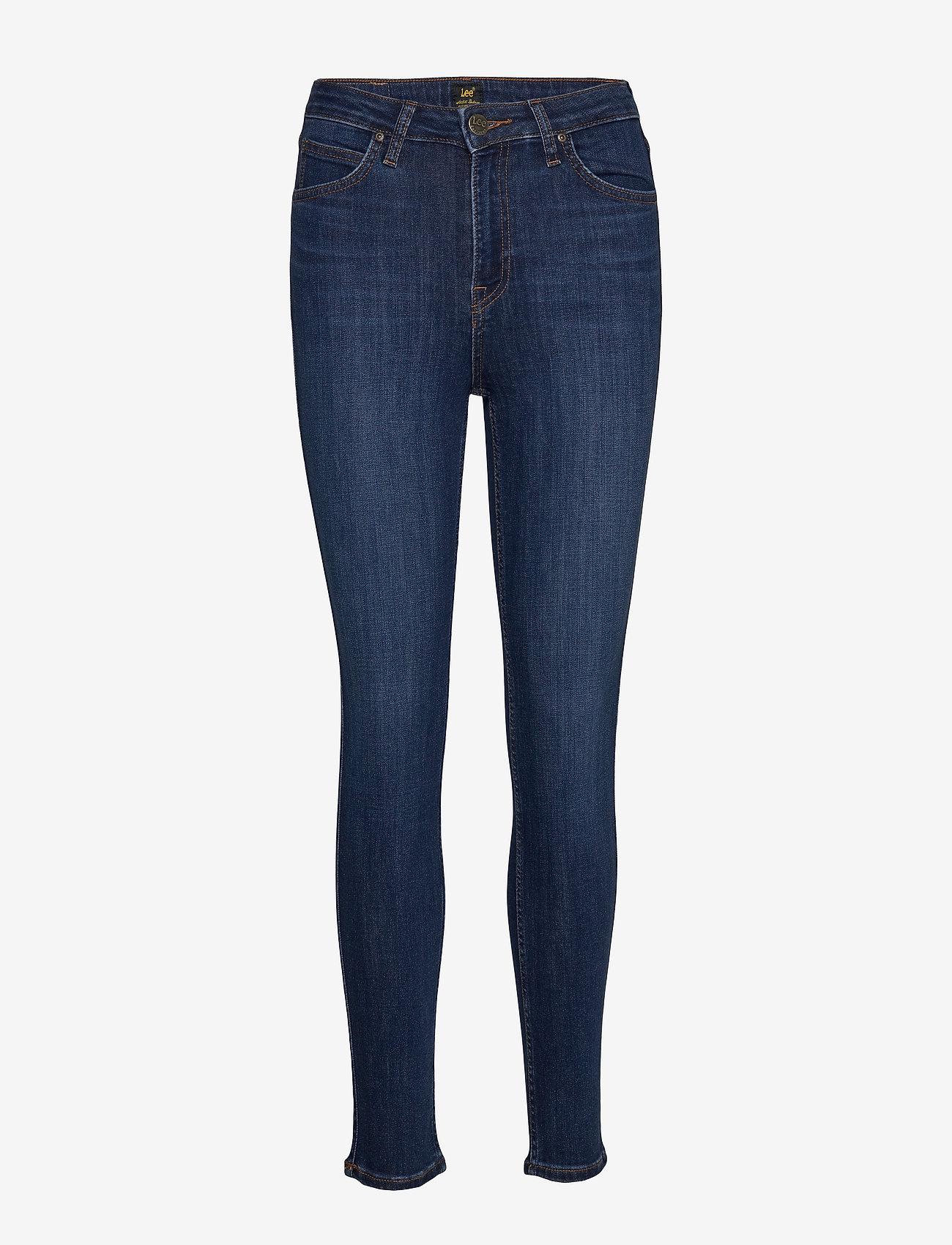 Lee Jeans - Ivy - skinny jeans - dark hunt - 0