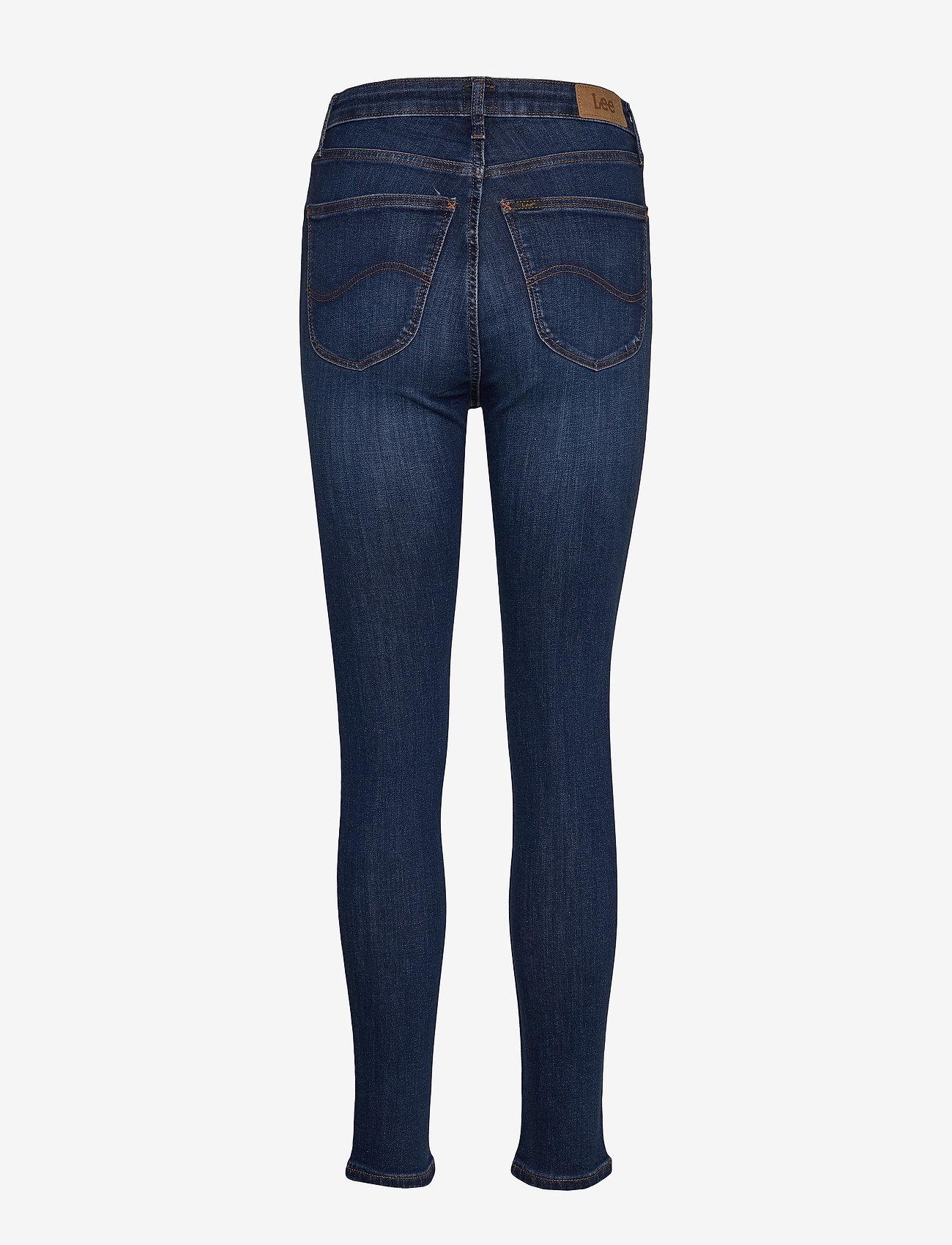Lee Jeans - Ivy - skinny jeans - dark hunt - 1