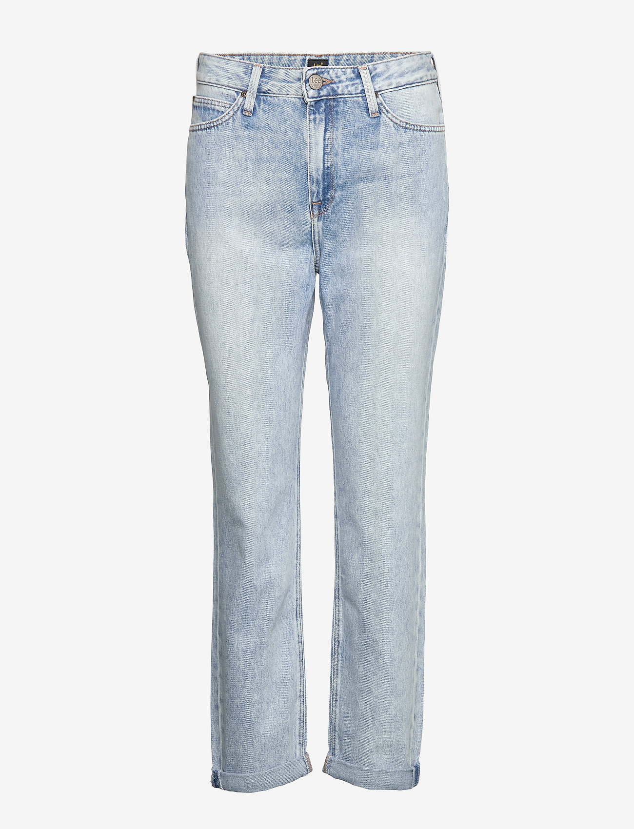 Lee Jeans - MOM STRAIGHT - mom-jeans - get light - 0