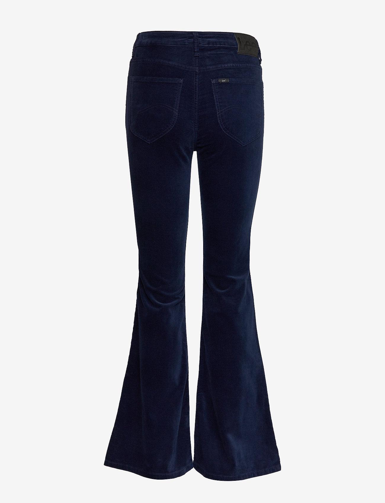 Lee Jeans - BREESE - flared jeans - midnight velvet - 1