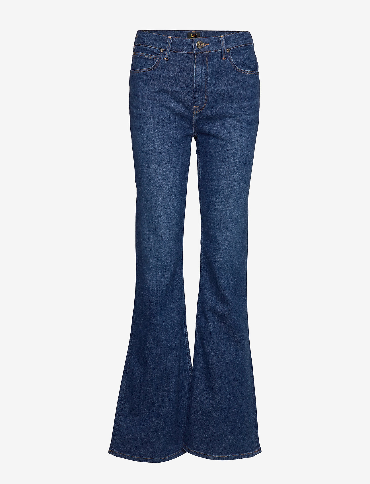 Lee Jeans - Breese - flared jeans - dark favourite - 1