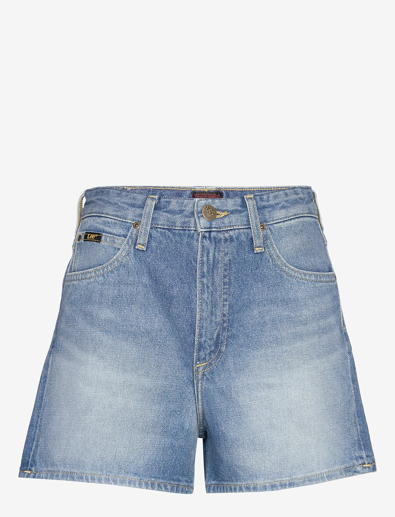 Lee Jeans - THELMA SHORT - denimshorts - worn callie - 0