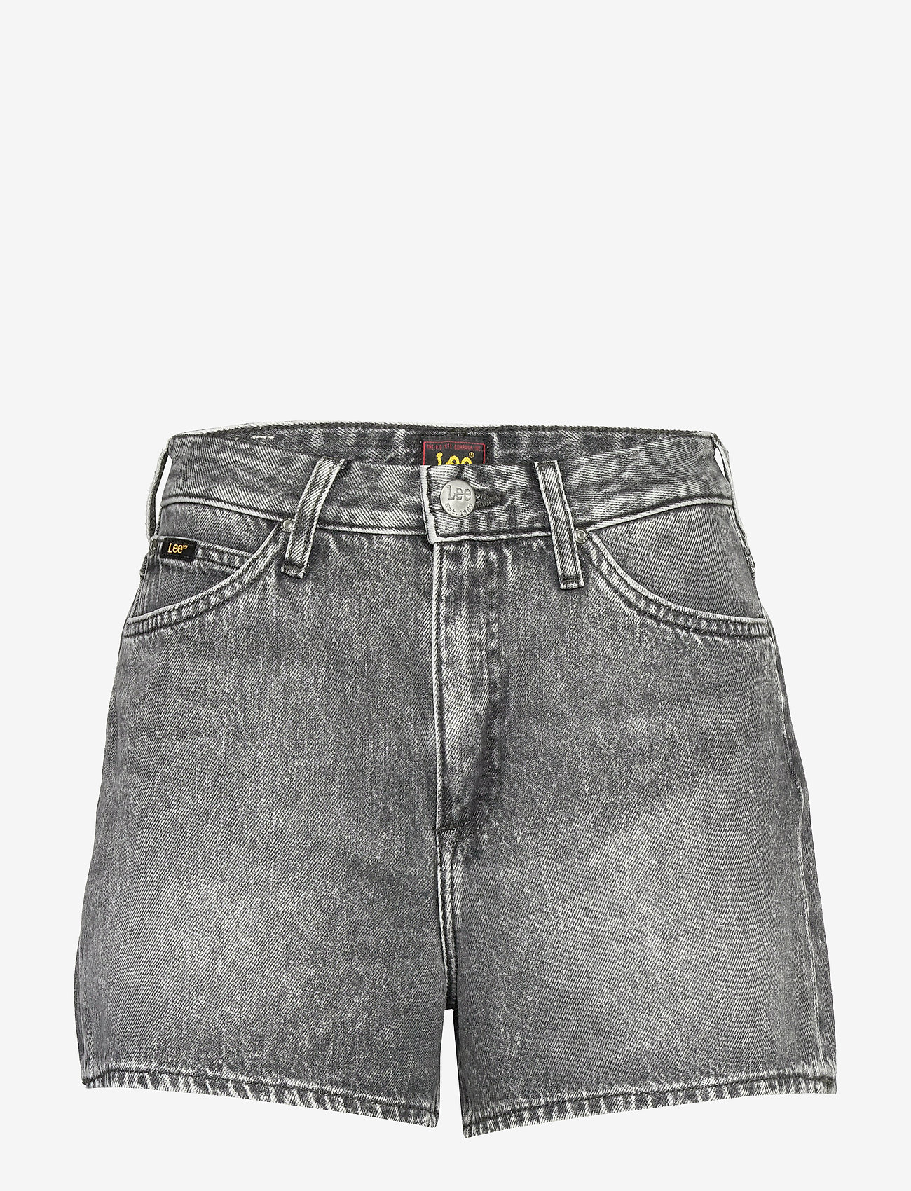 Lee Jeans - THELMA SHORT - denimshorts - grey sarandon - 0