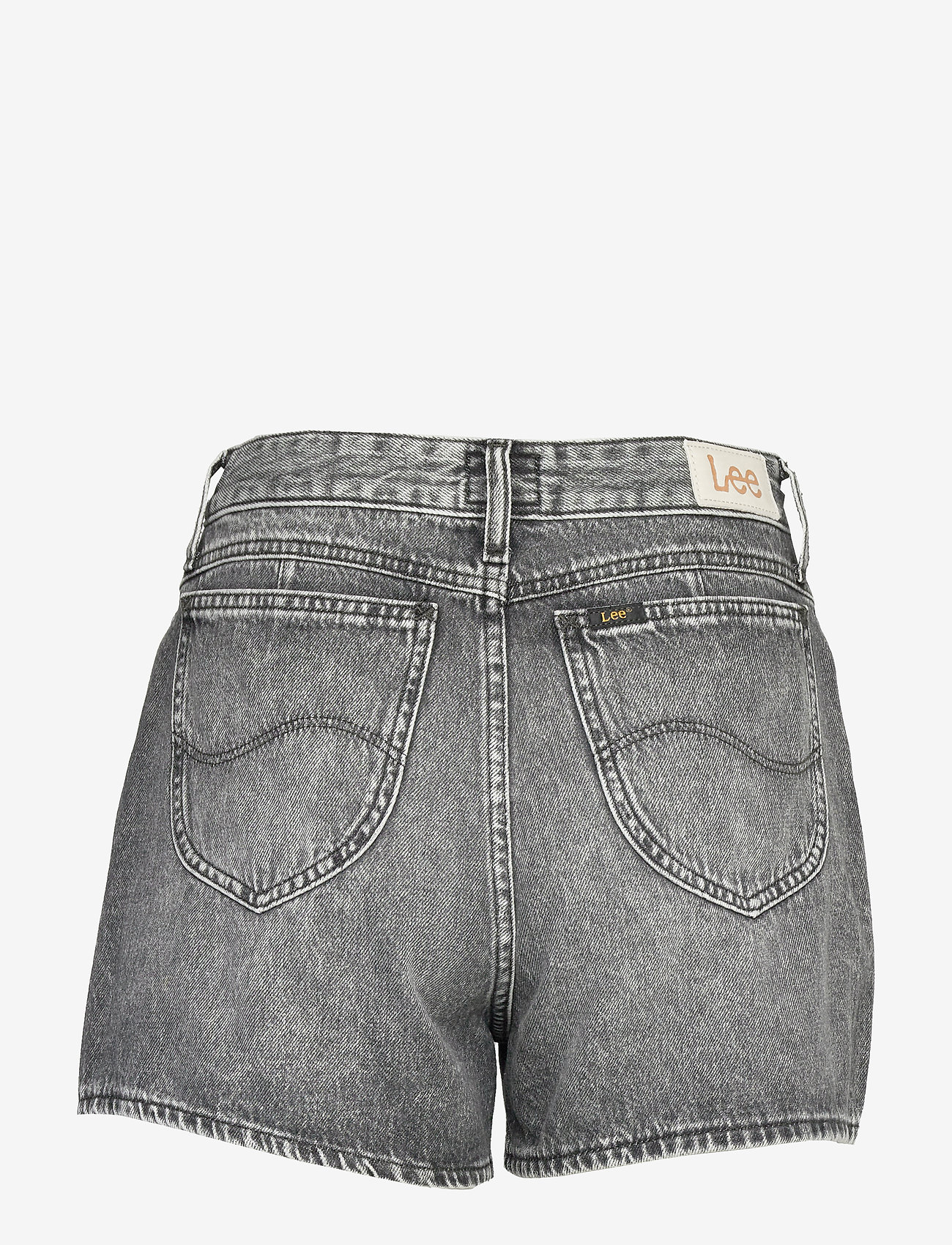 Lee Jeans - THELMA SHORT - denimshorts - grey sarandon - 1