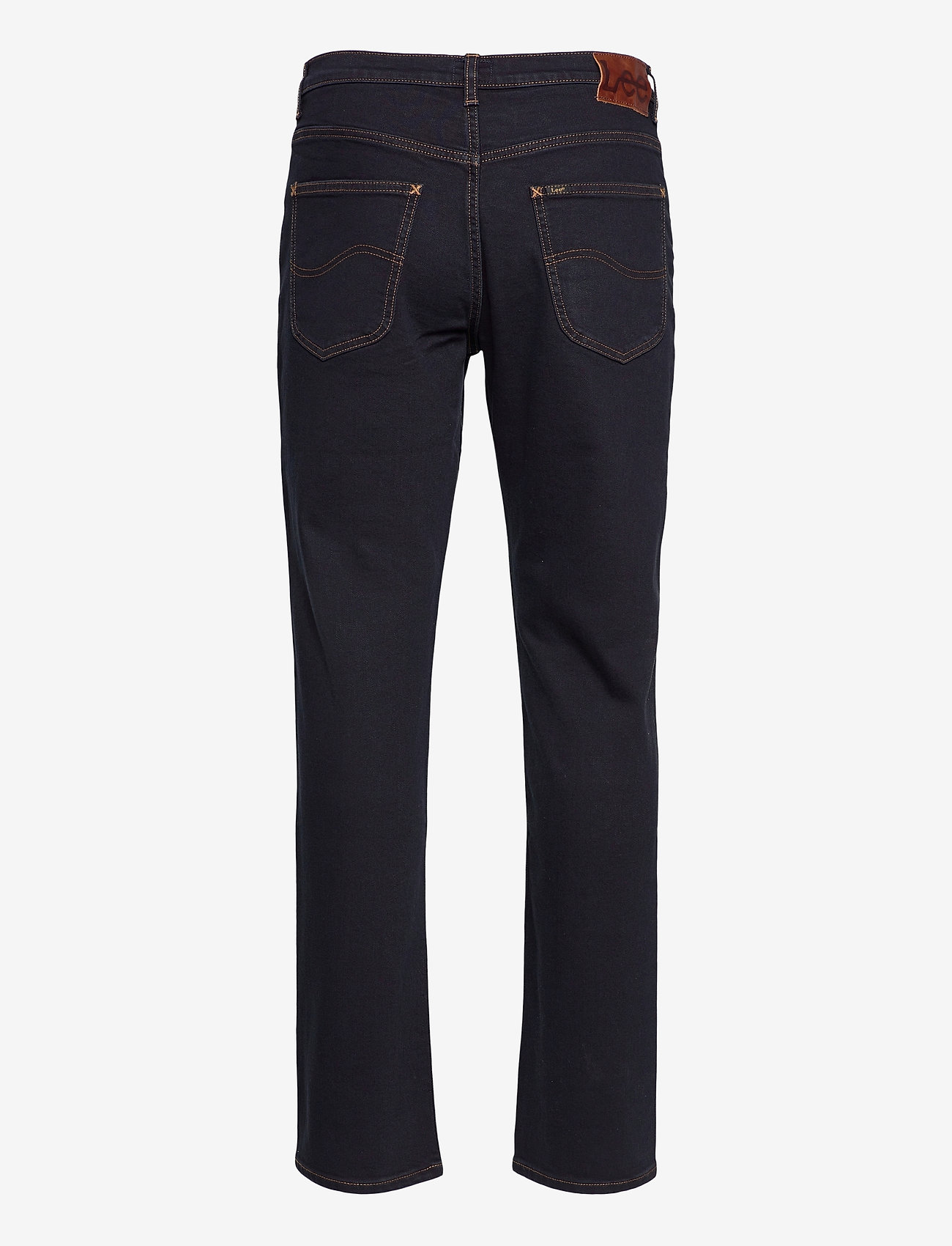 Lee Jeans - BROOKLYN STRAIGHT - relaxed jeans - blue black - 1