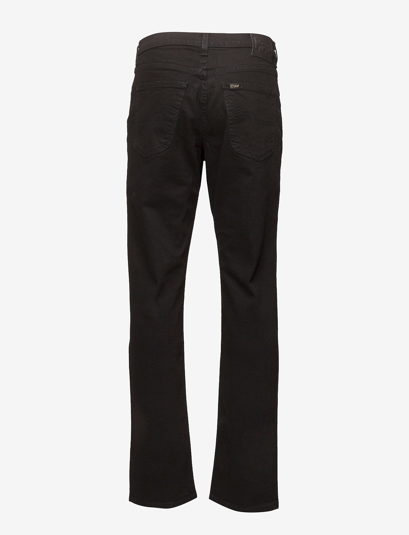 Lee Jeans - BROOKLYN STRAIGHT - relaxed jeans - clean black - 1