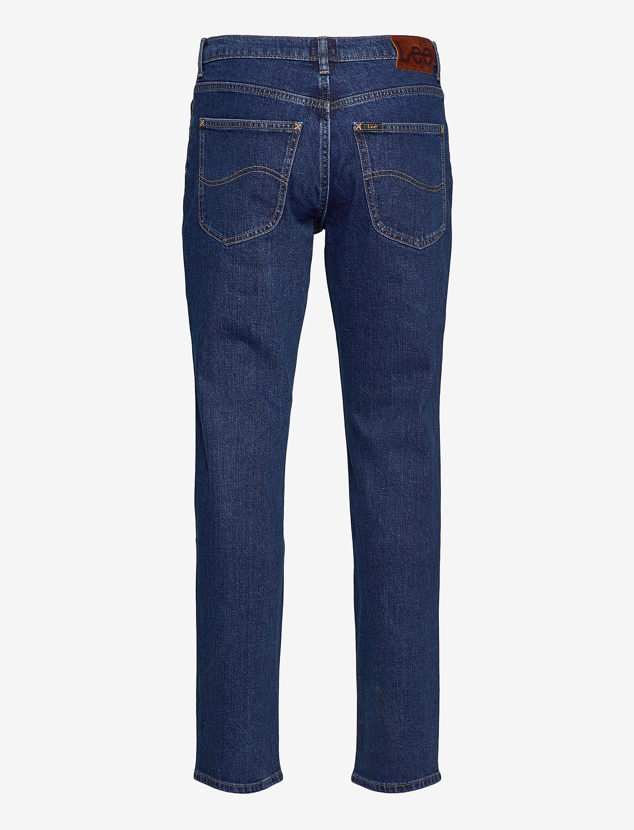 Lee Jeans - BROOKLYN STRAIGHT - relaxed jeans - dark stone - 1