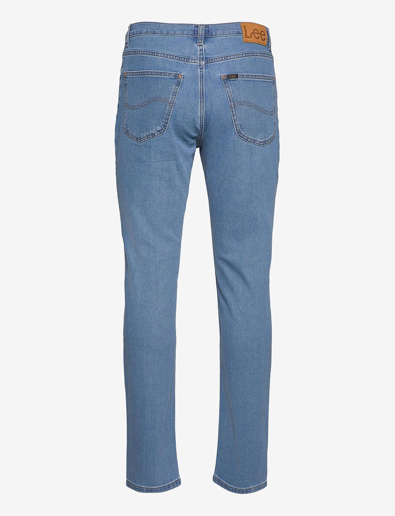 Lee Jeans - BROOKLYN STRAIGHT - regular jeans - light stone - 1