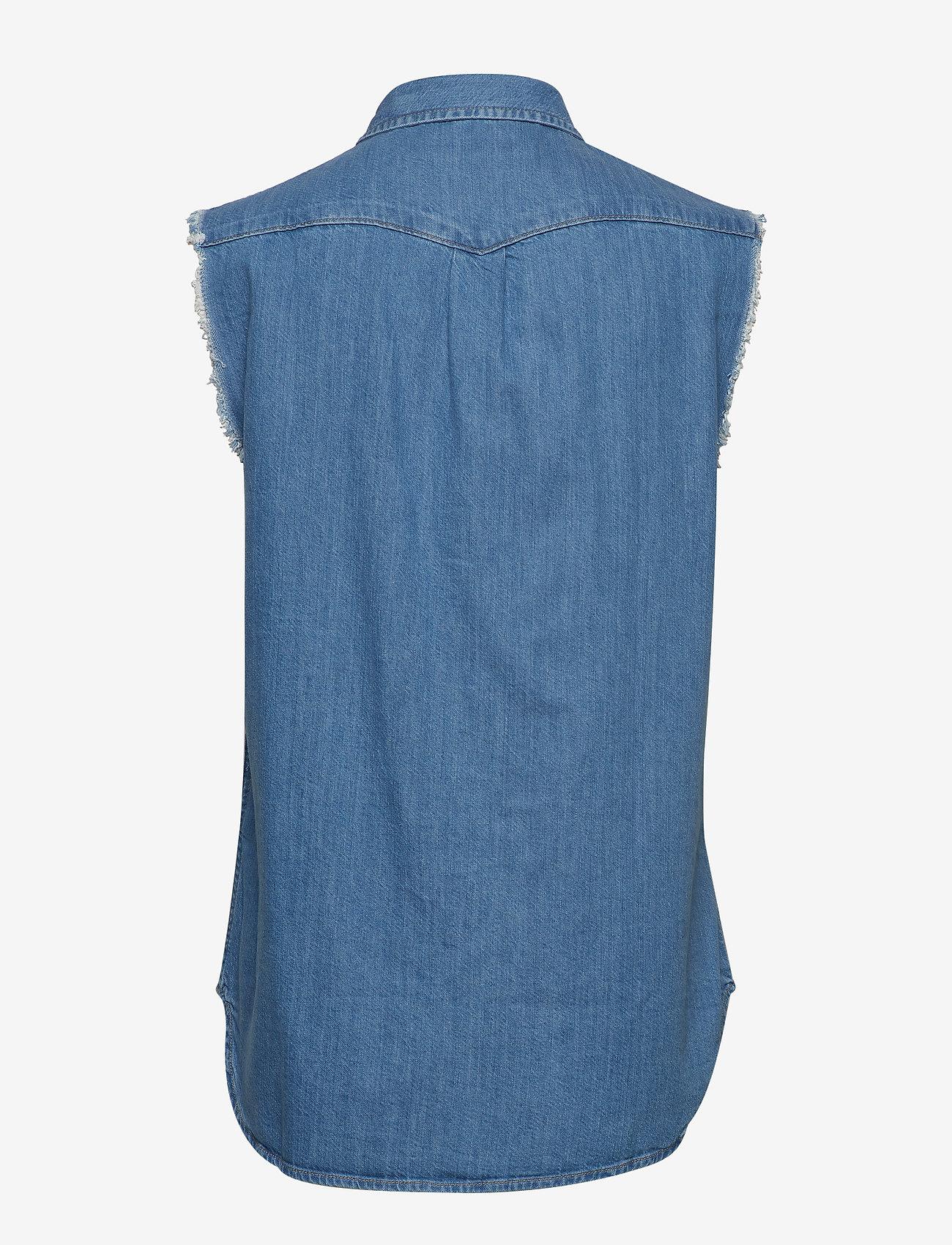Cut Off Western Shir (Light Summer) - Lee Jeans YUdMtj