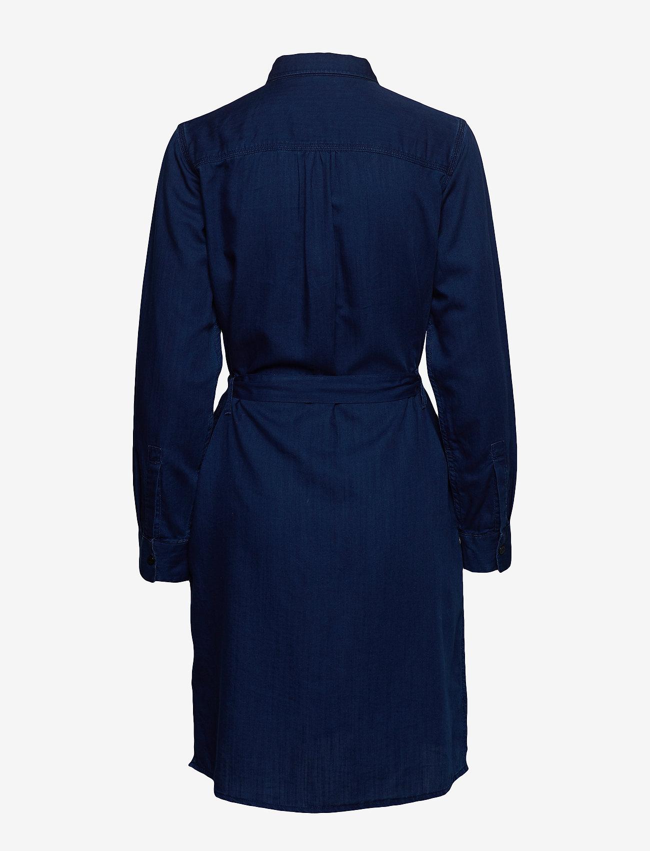 Shirt Dress (Oil Blue) - Lee Jeans fTf7Ix