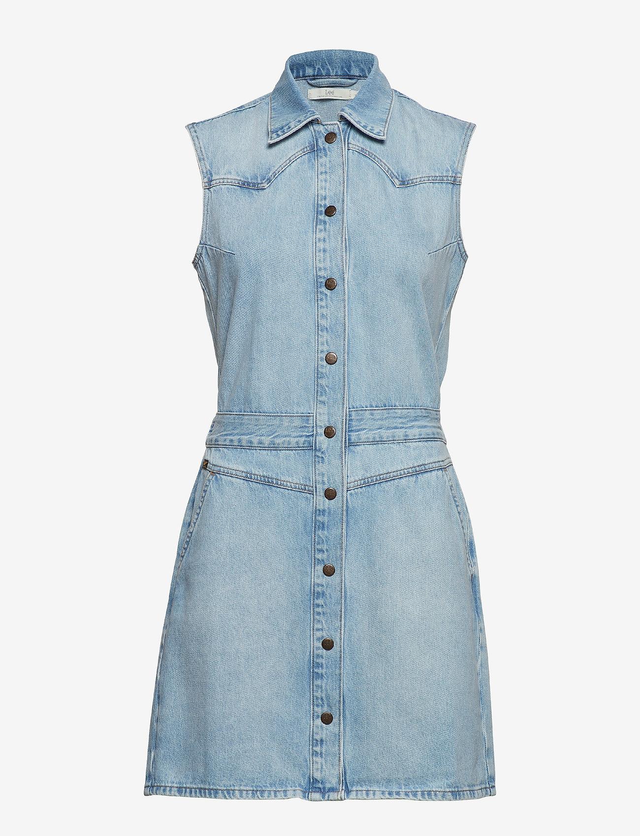 Lee Jeans - MOM DRESS - shirt dresses - get light