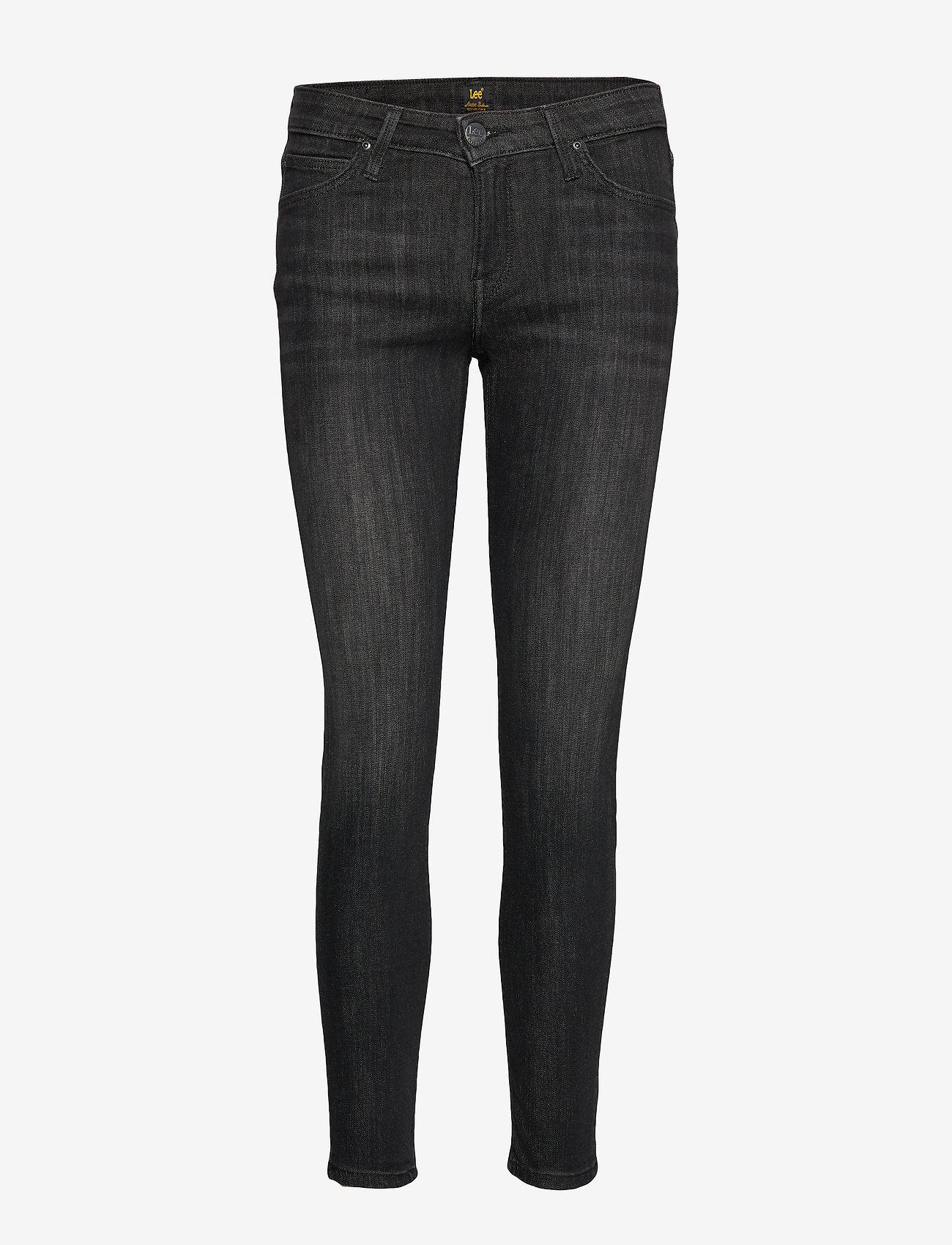 Lee Jeans - SCARLETT - skinny jeans - black orrick - 0