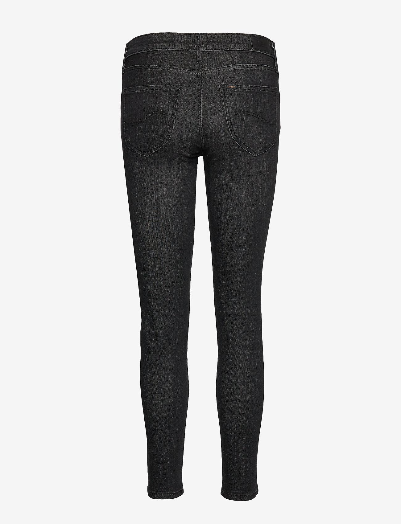Lee Jeans - SCARLETT - skinny jeans - black orrick - 1