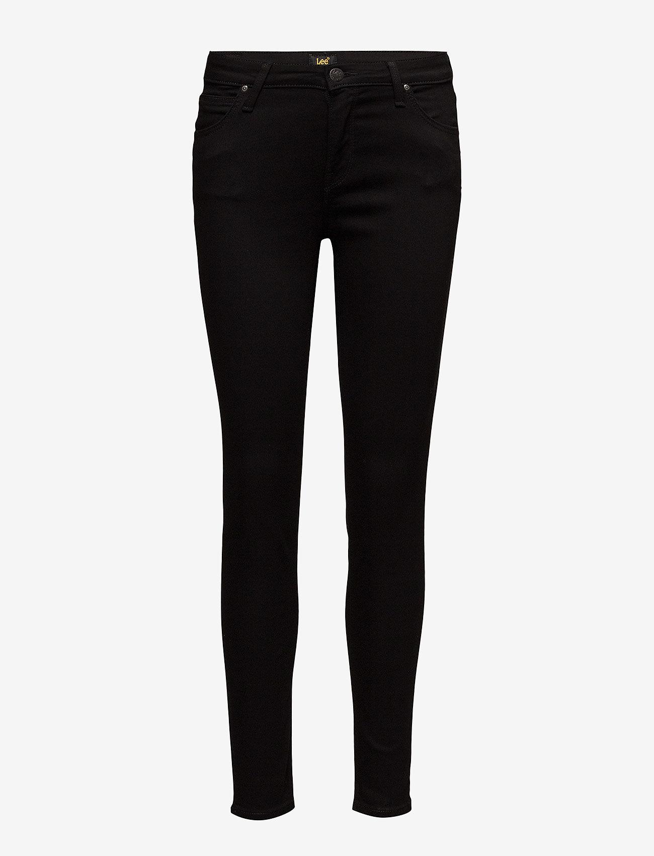 Lee Jeans - SCARLETT - skinny jeans - black rinse - 1