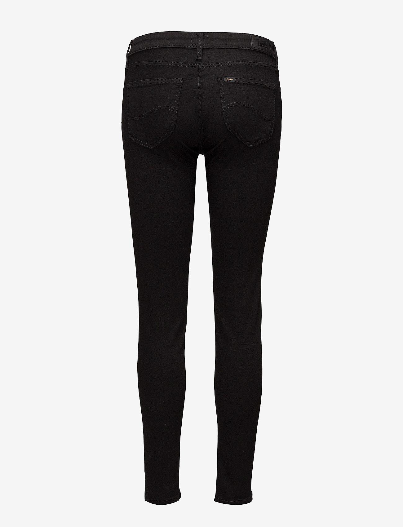 Lee Jeans - SCARLETT - skinny jeans - black rinse - 2