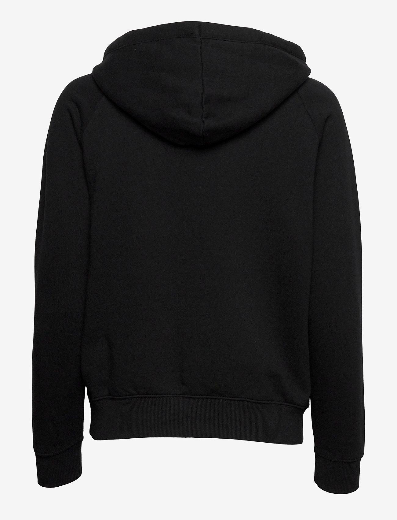 Lee Jeans - HOODIE - hættetrøjer - black - 1