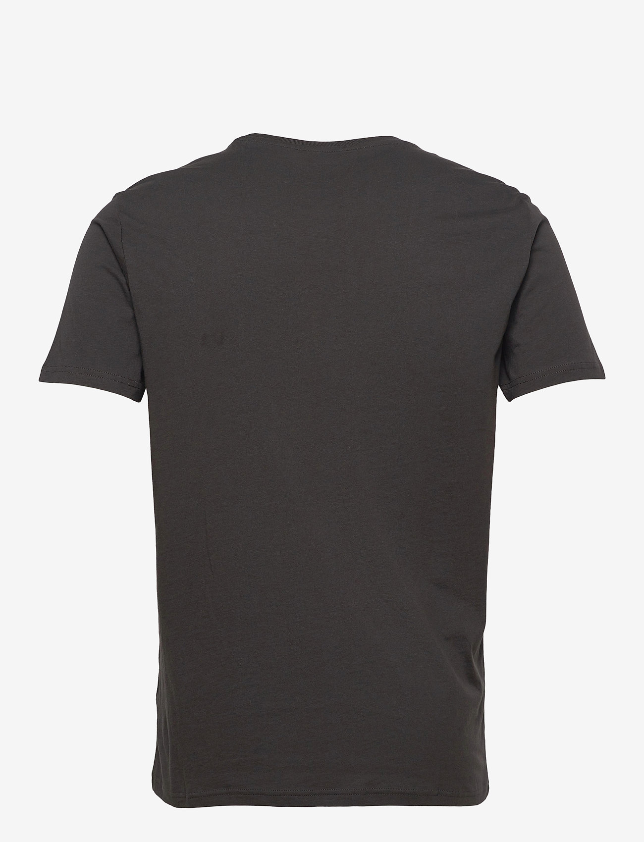 Lee Jeans - SS PATCH LOGO TEE - basic t-shirts - washed black - 1
