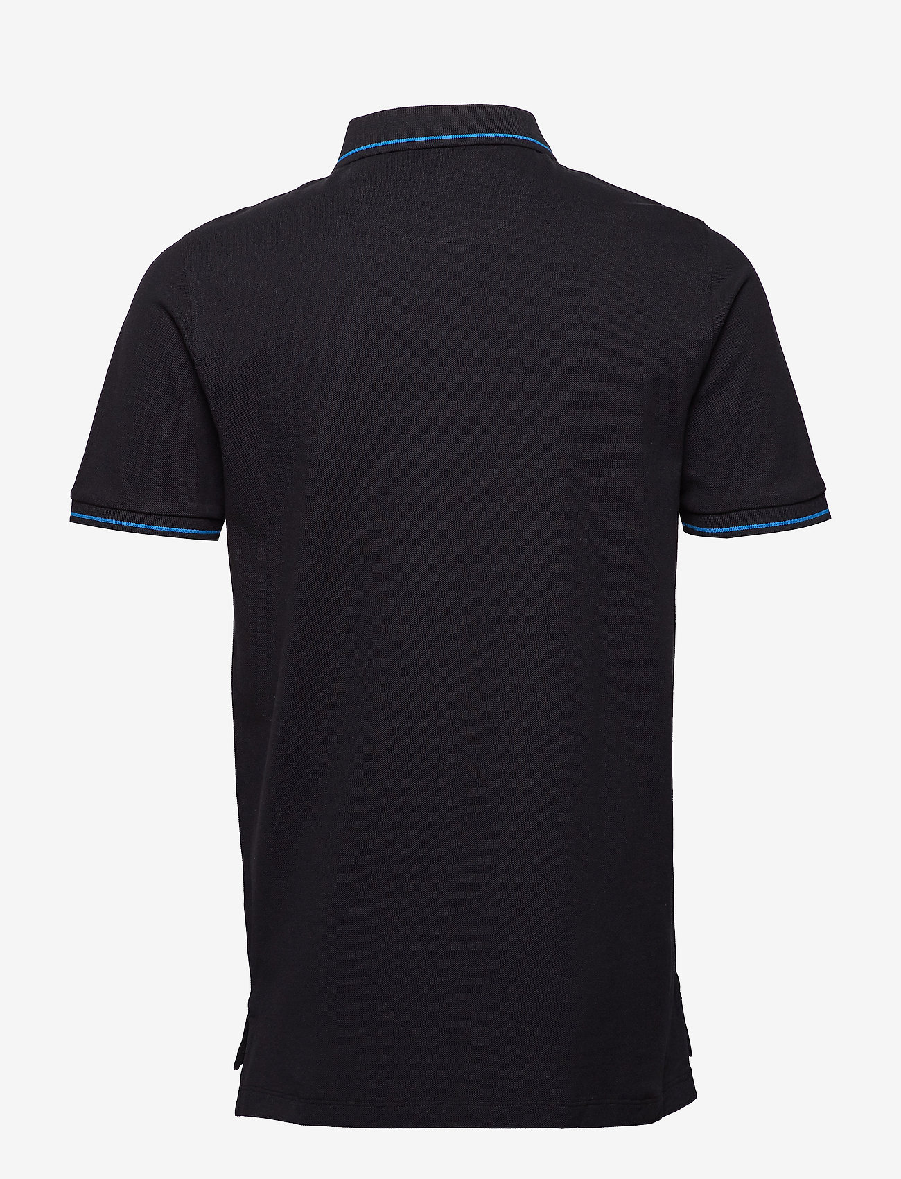 Lee Jeans - PIQUE POLO - short-sleeved polos - black - 1