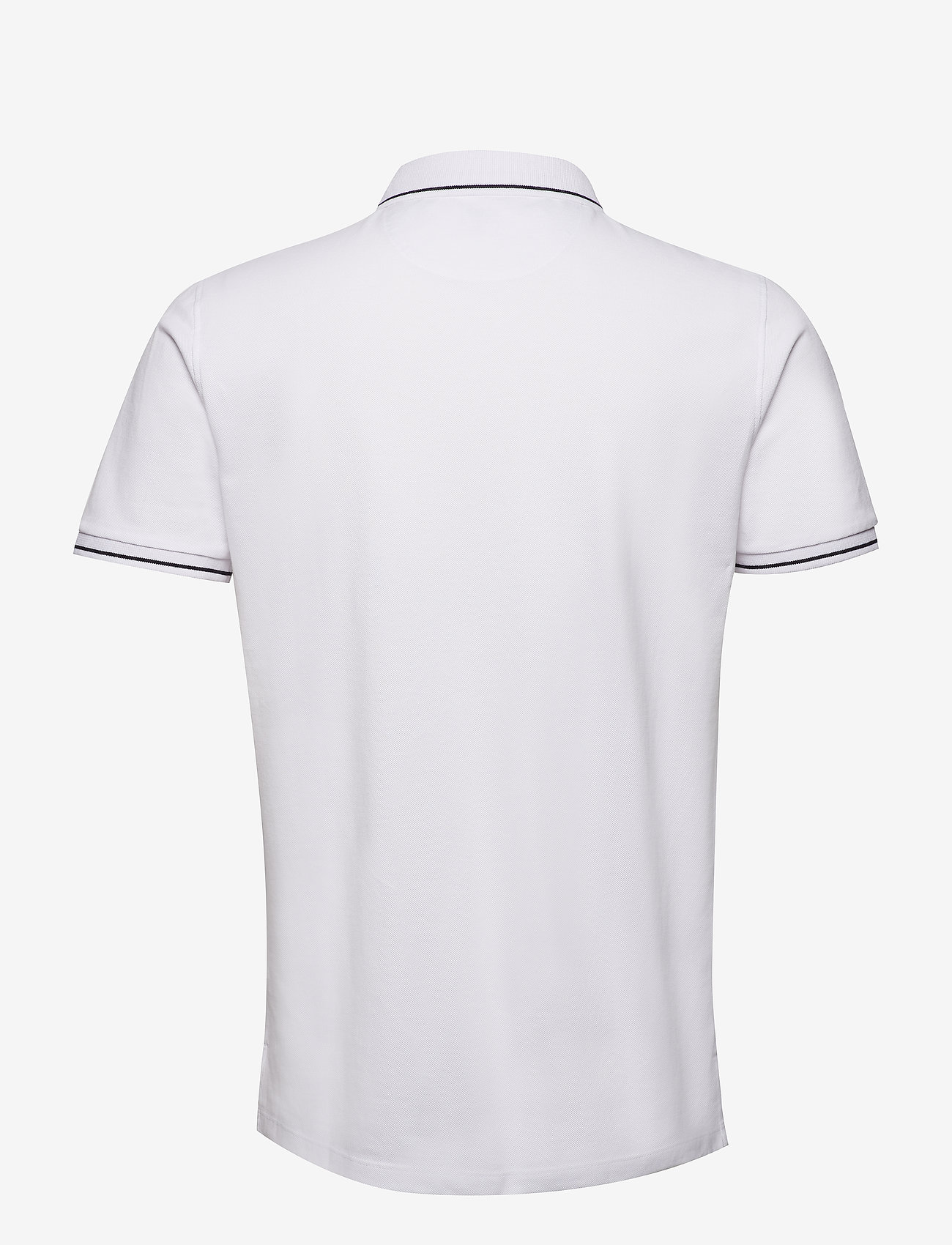 Pique Polo (Bright White) - Lee Jeans dH19PT